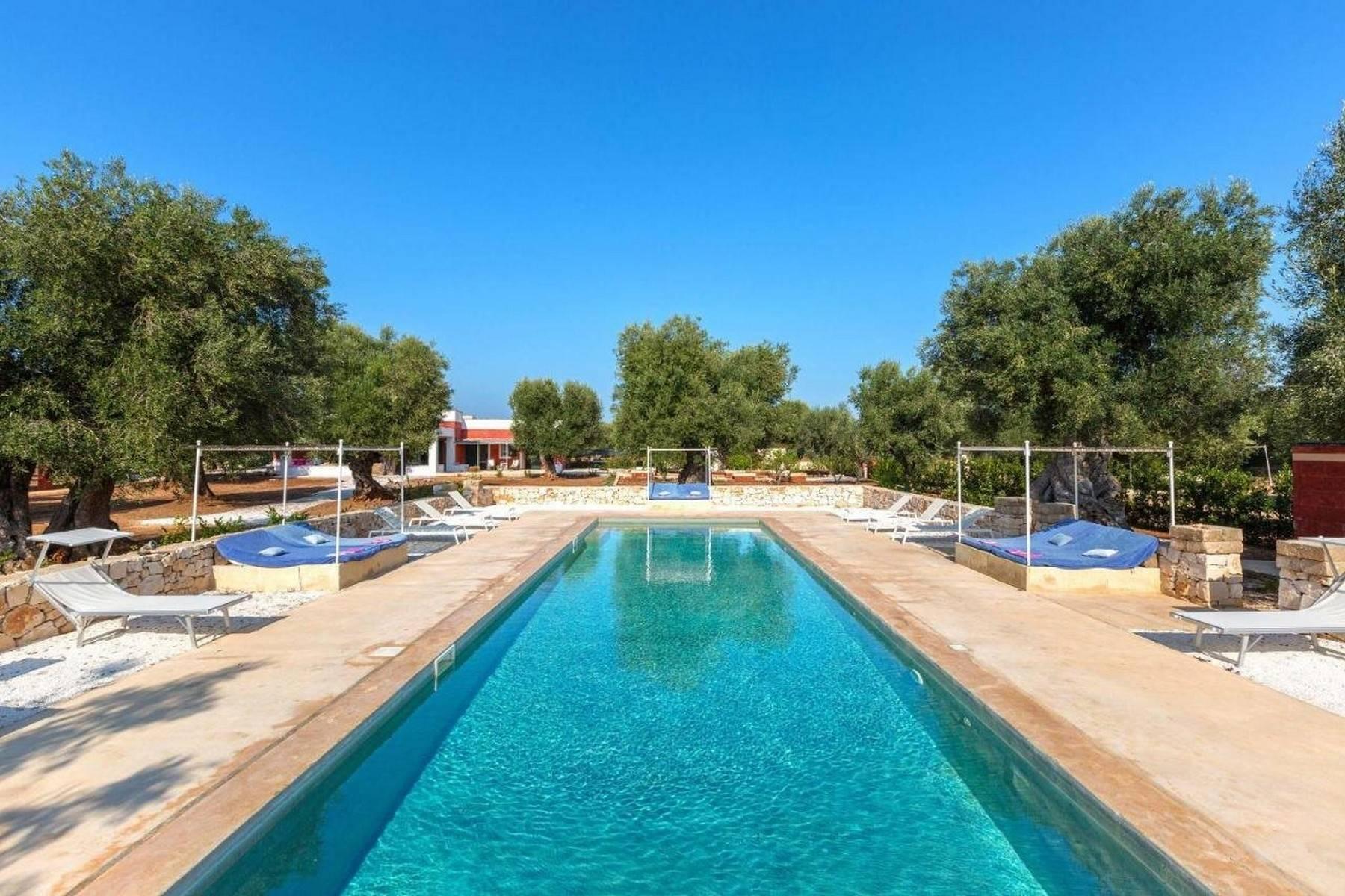 Splendida villa con piscina nella campagna di Ostuni - 1