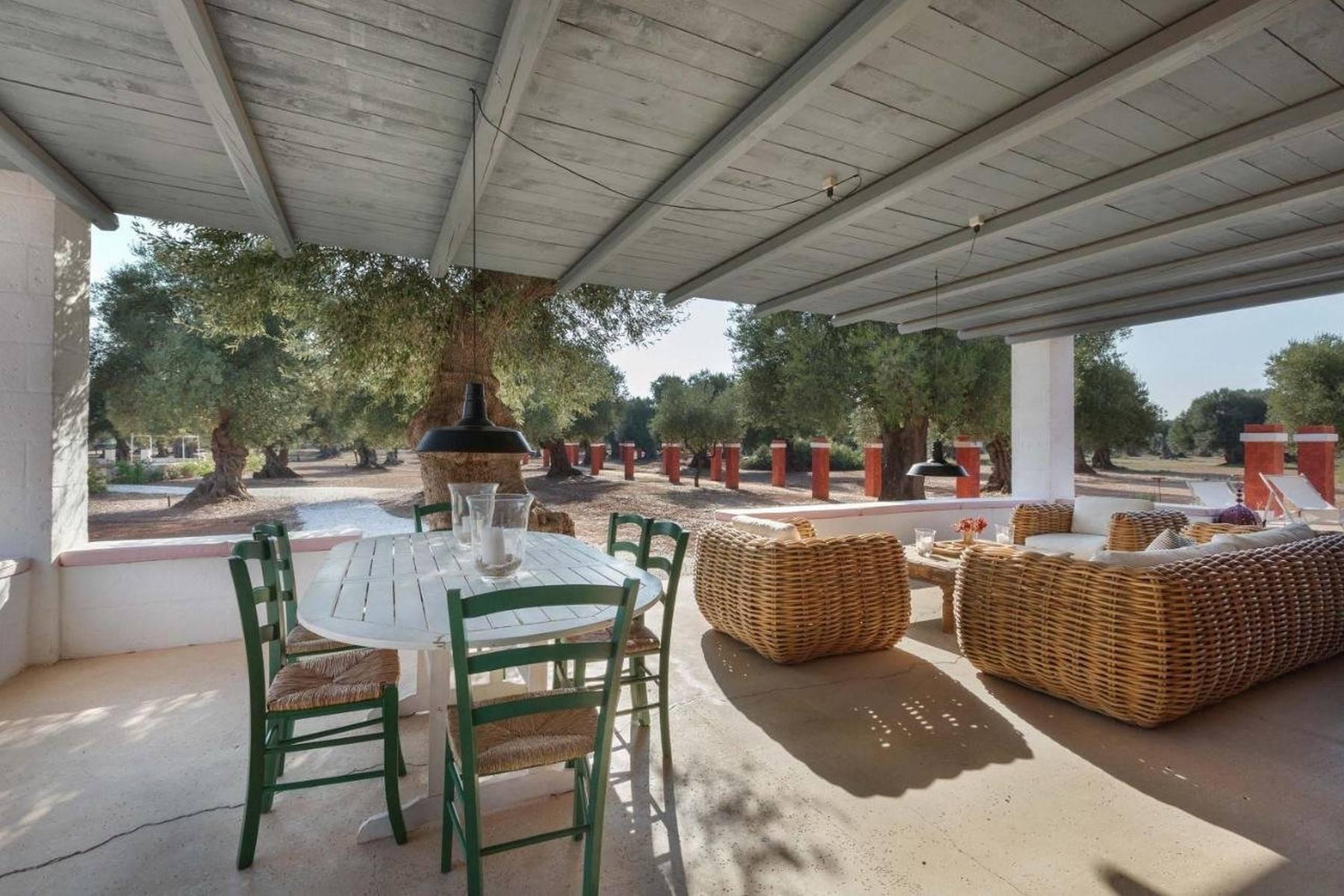 Splendida villa con piscina nella campagna di Ostuni - 4