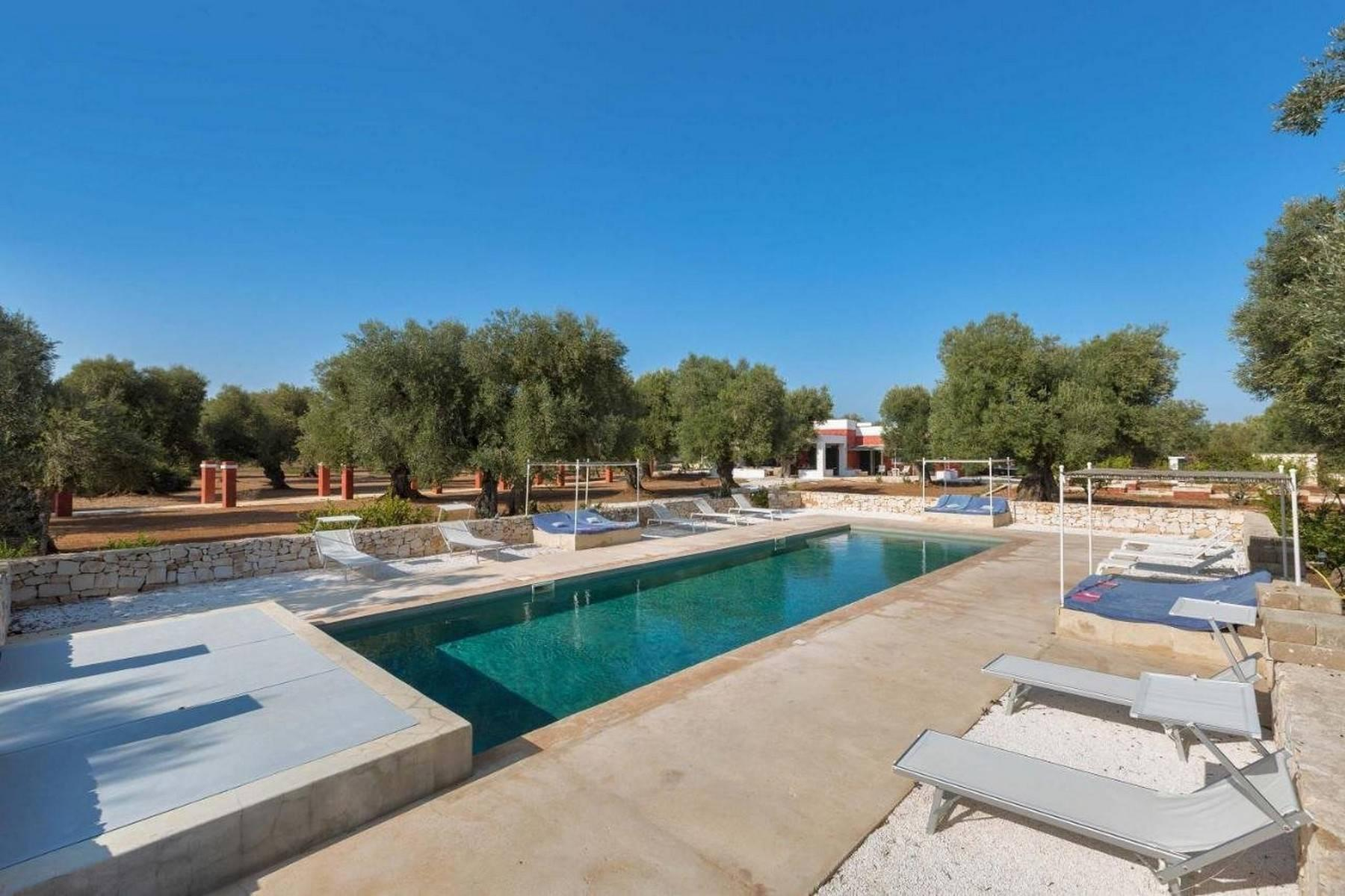 Beautiful villa with pool in the countryside of Ostuni - 14