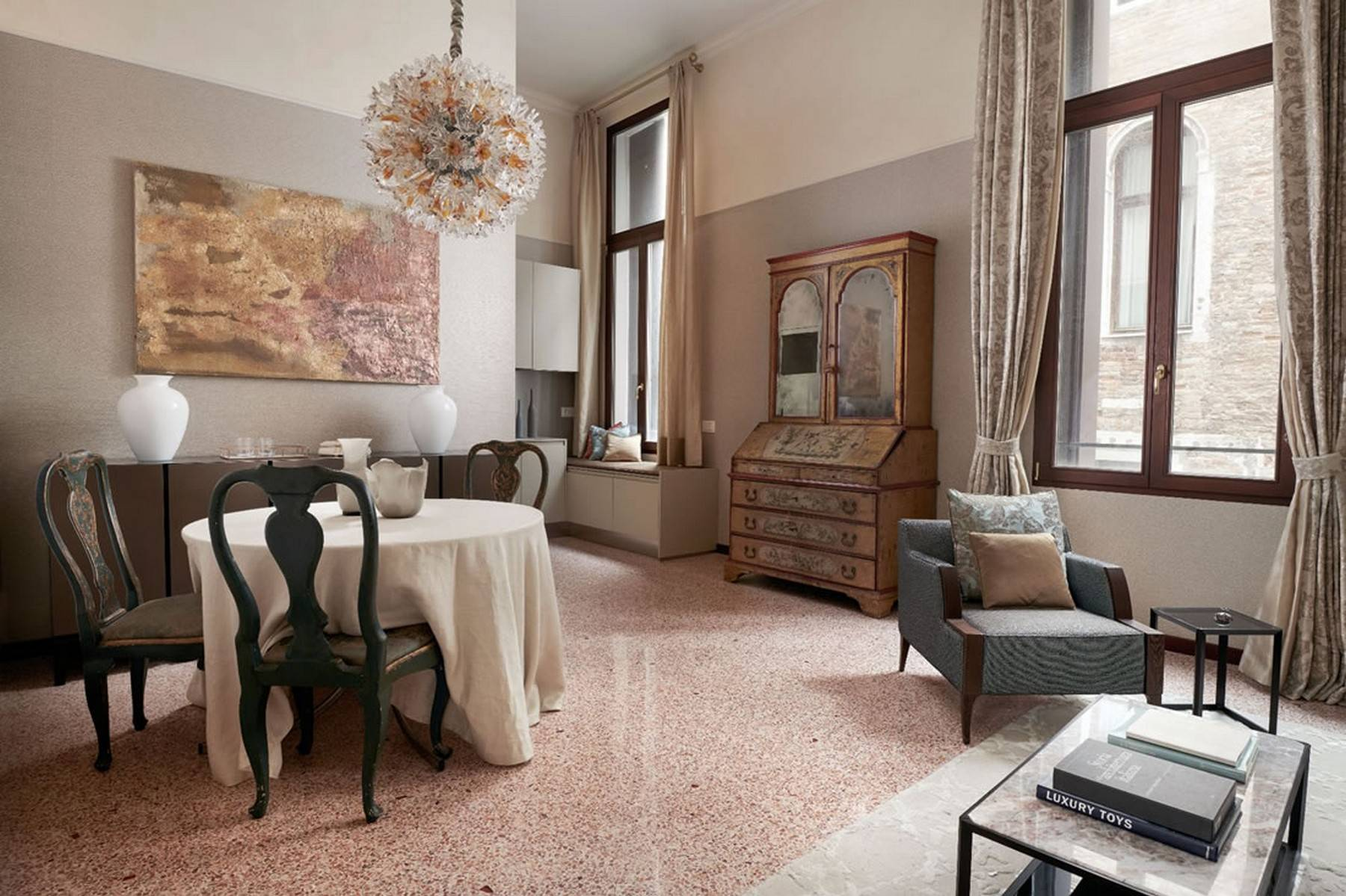 Appartement style Rubelli - 2