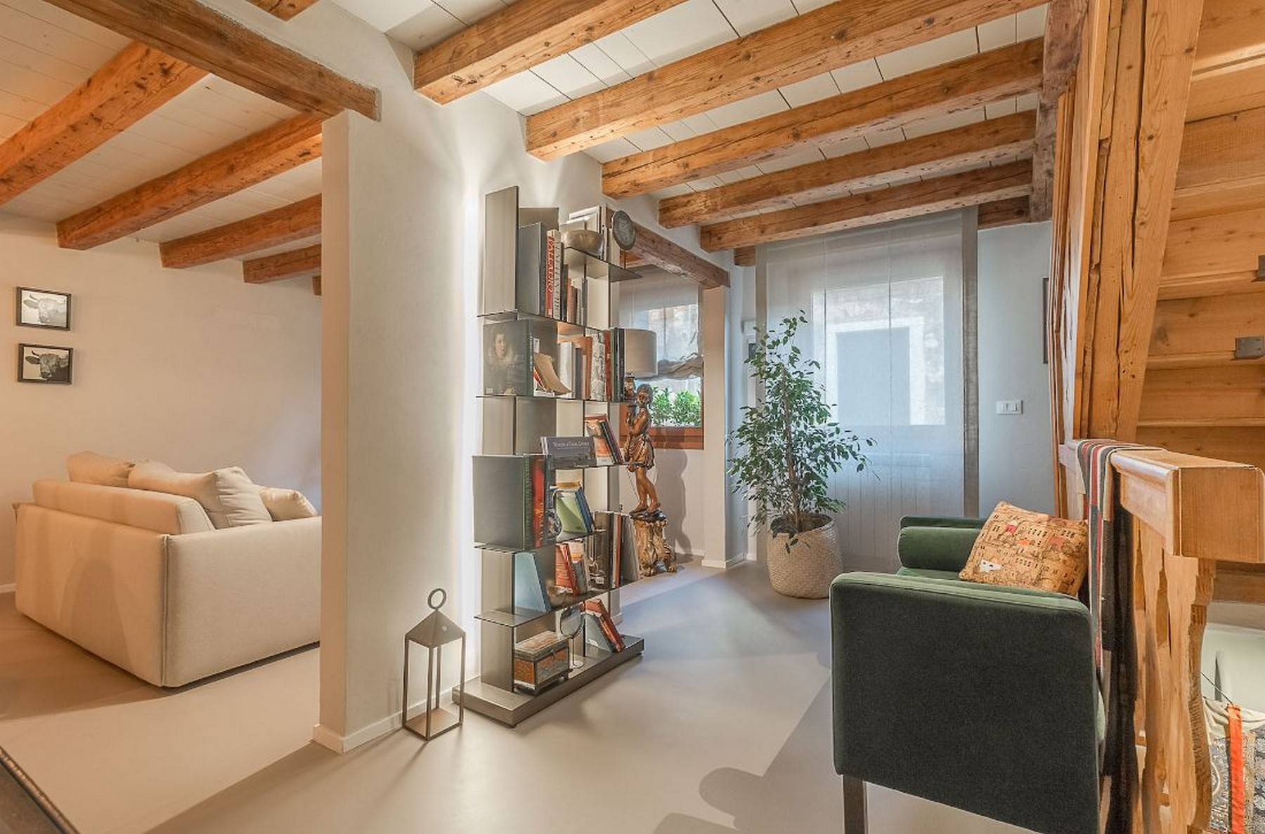 Castello design duplex with charming roof terrace - 5