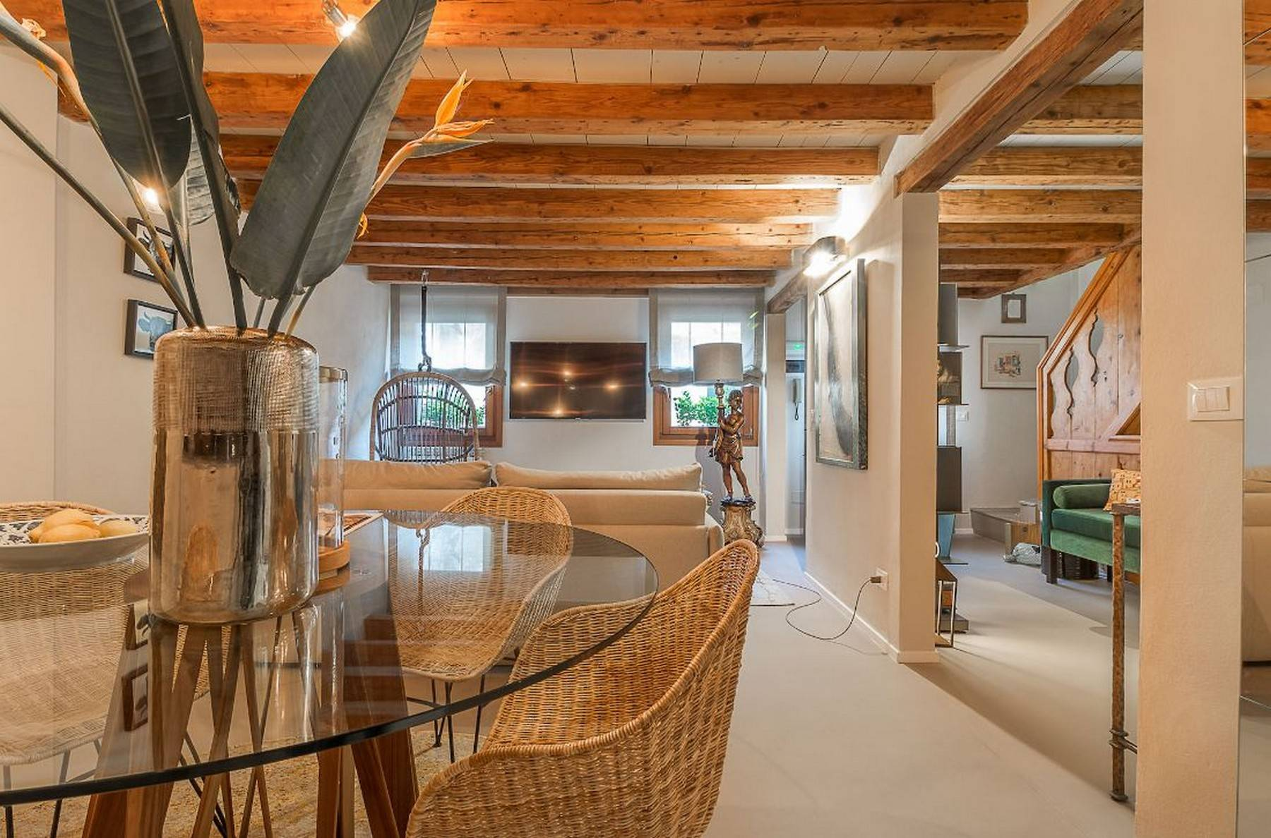 Castello design duplex with charming roof terrace - 6