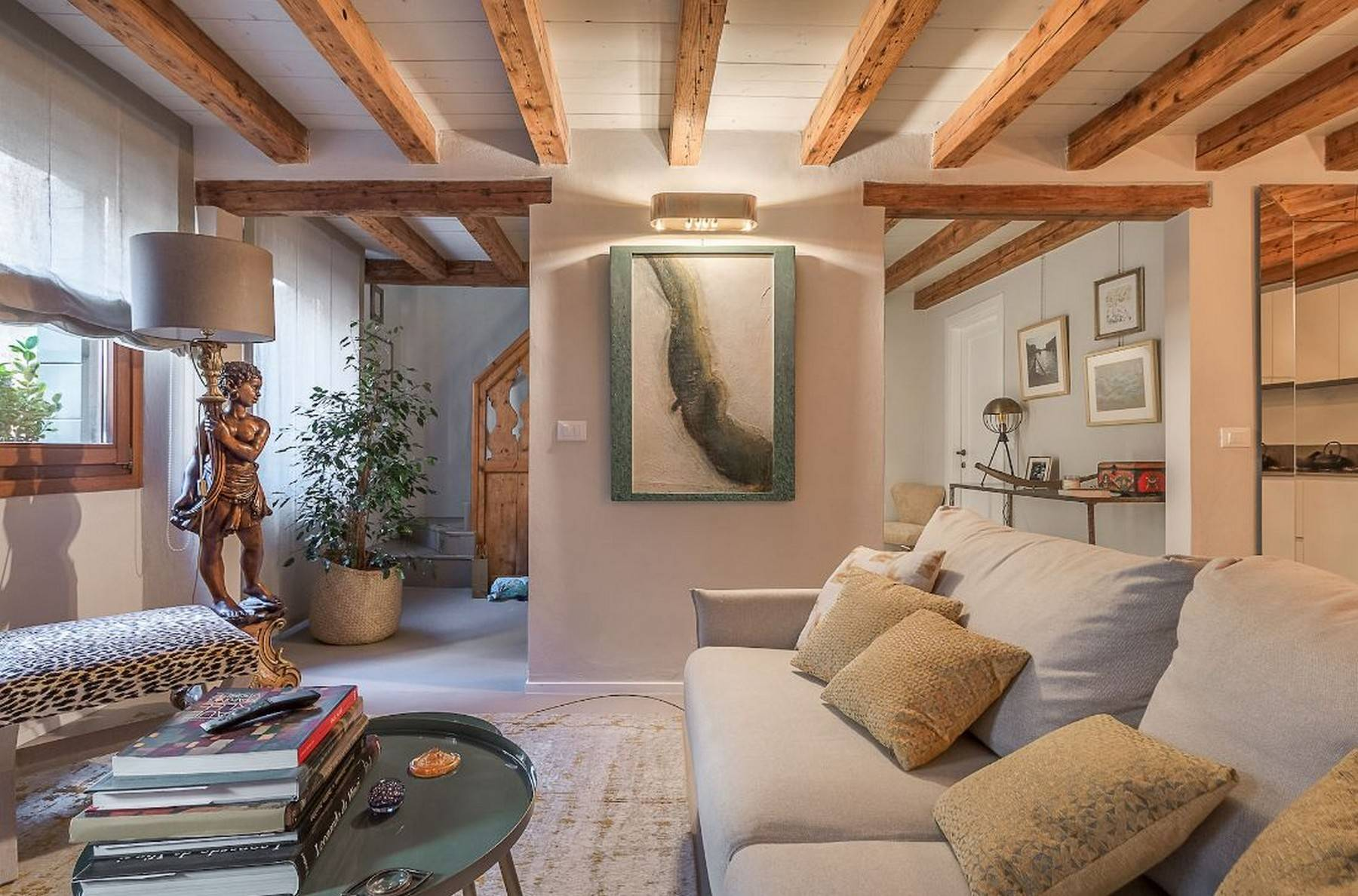 Castello design duplex with charming roof terrace - 7