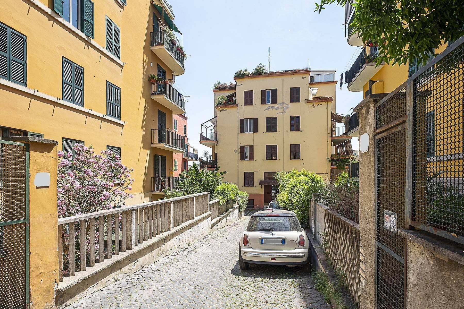 Светлые апартаменты около стен Ватикана - 19