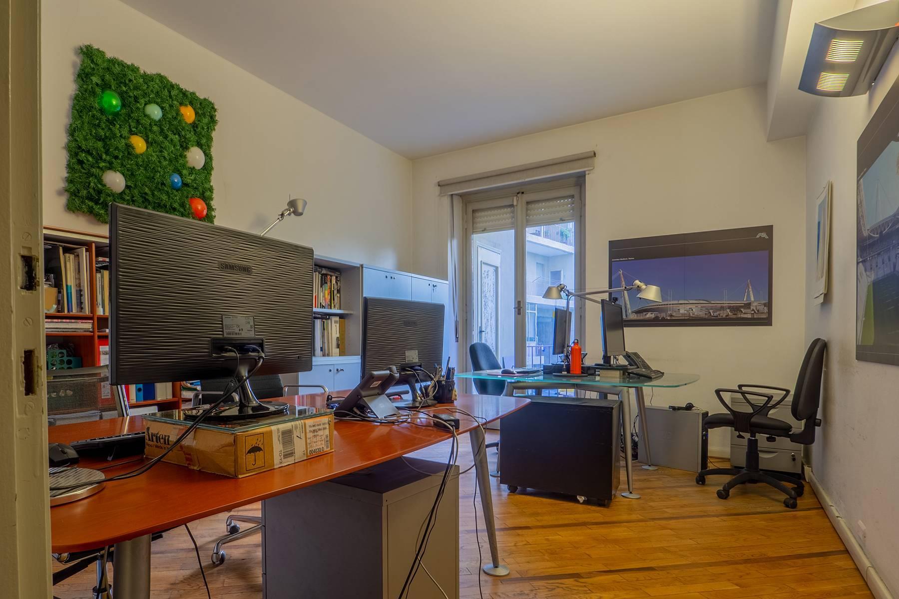 Beautiful office apartment in Crocetta - 8