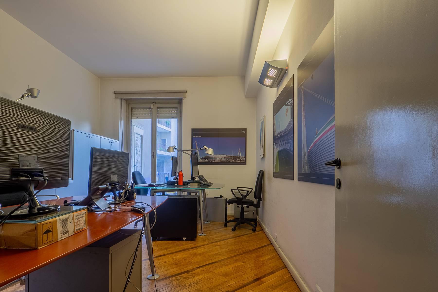 Beautiful office apartment in Crocetta - 17