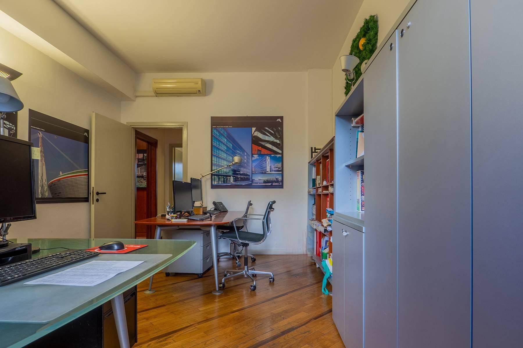 Beautiful office apartment in Crocetta - 3