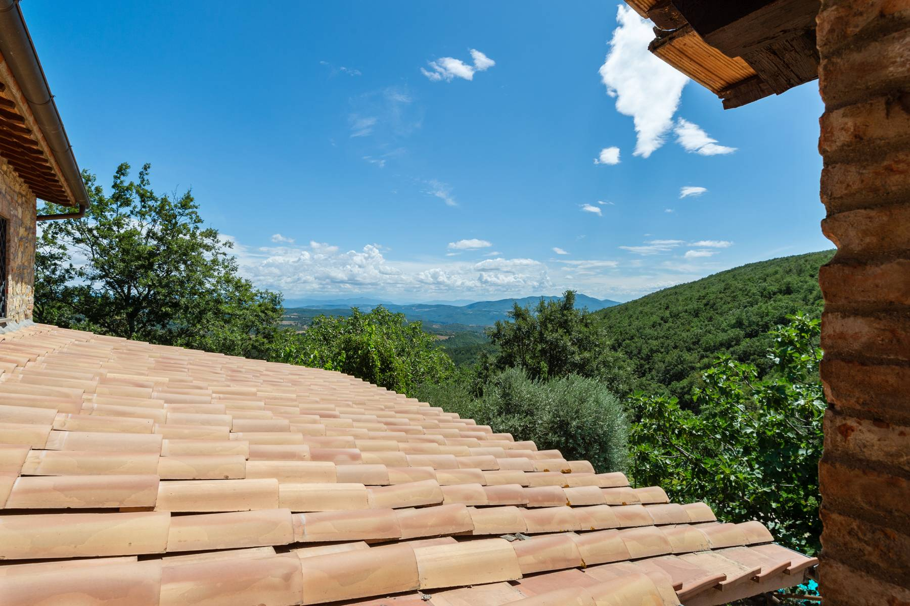 Beautiful XVII century stone farmhouse with pool and panoramic view in Orvieto - 26