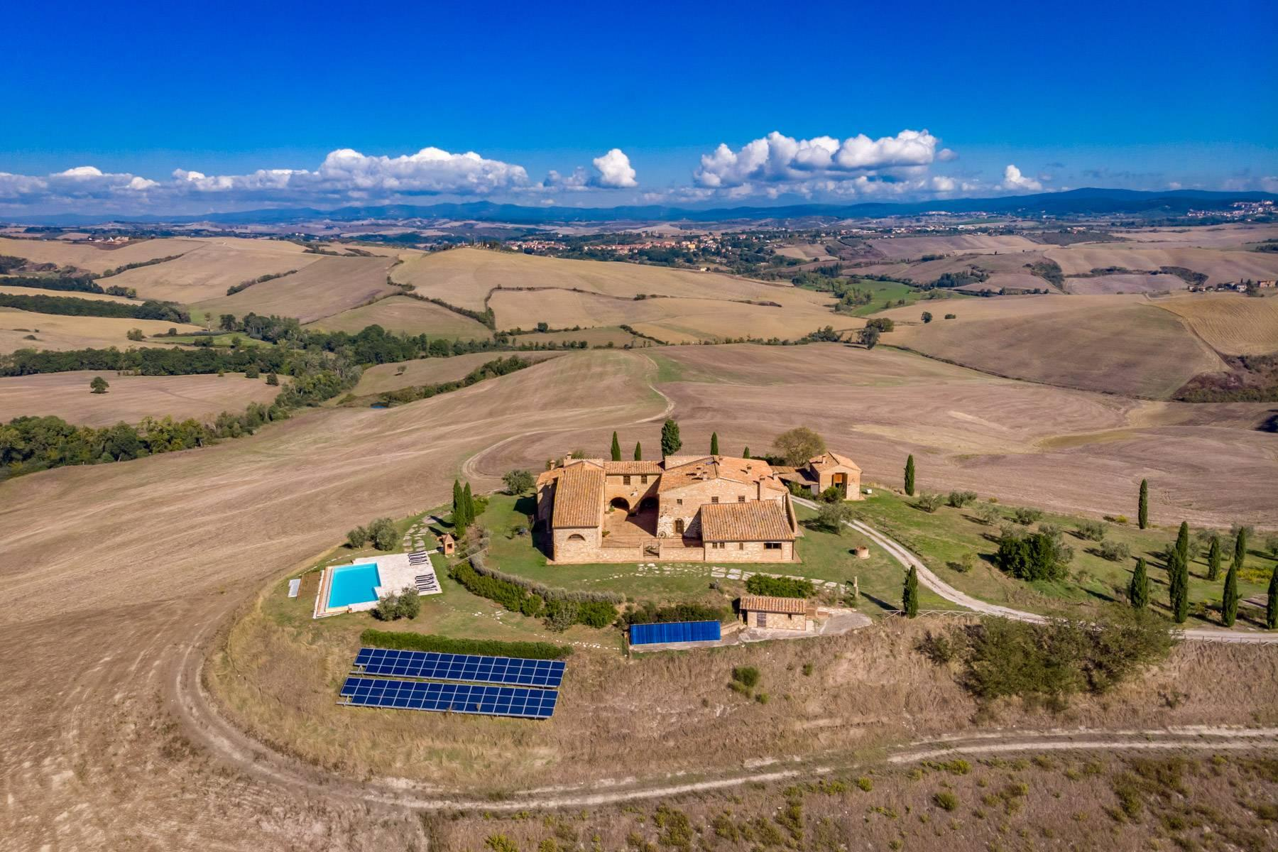 Wonderful tuscan countryhouse on the hills around Siena - 3