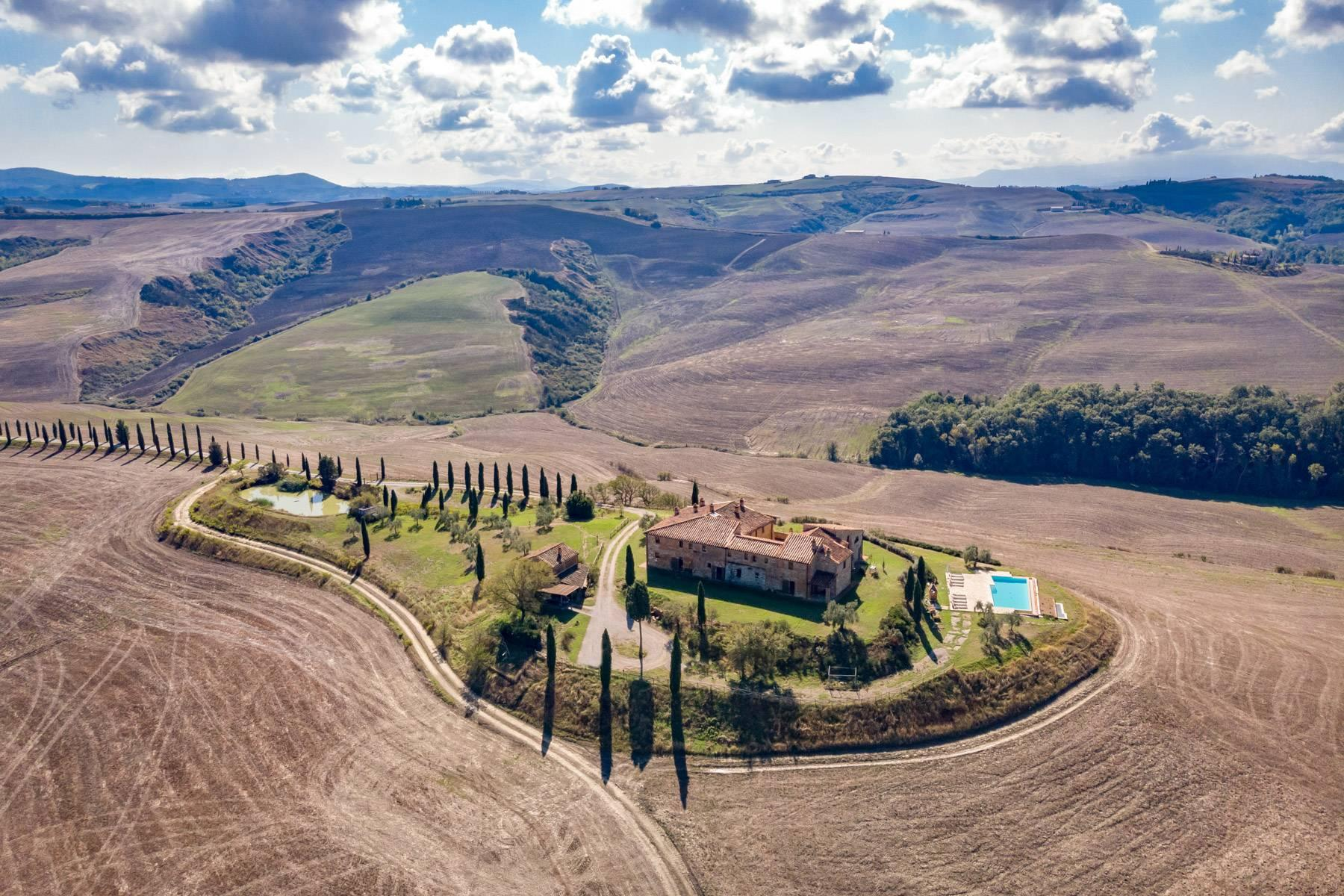 Wonderful tuscan countryhouse on the hills around Siena - 1