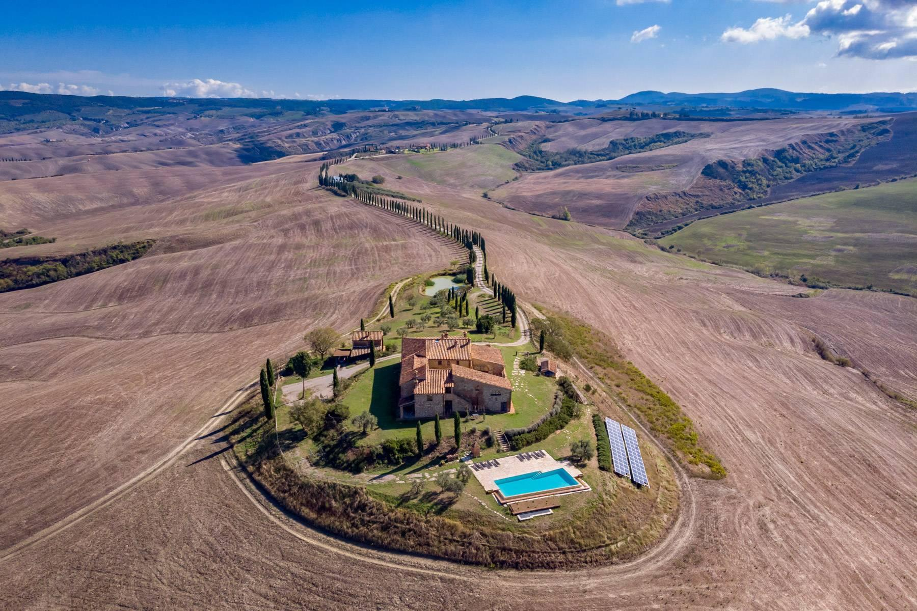 Wonderful tuscan countryhouse on the hills around Siena - 14