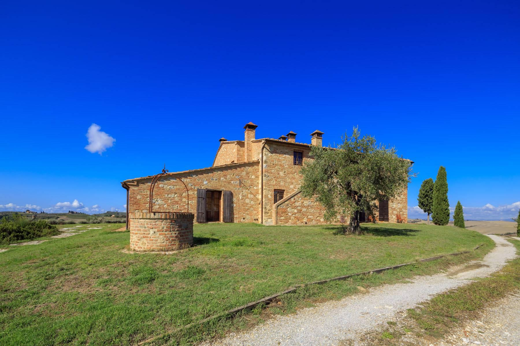 Wonderful tuscan countryhouse on the hills around Siena - 17