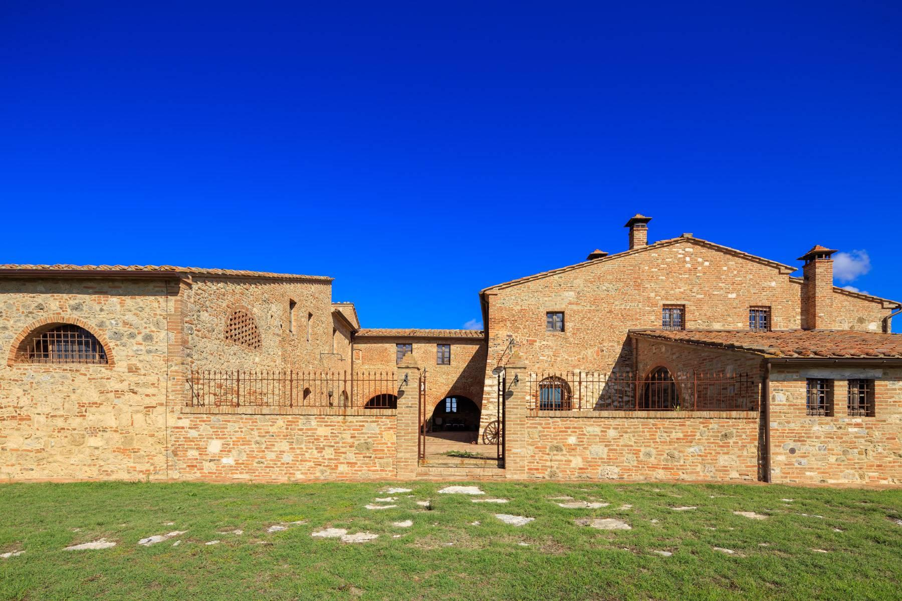 Wonderful tuscan countryhouse on the hills around Siena - 4