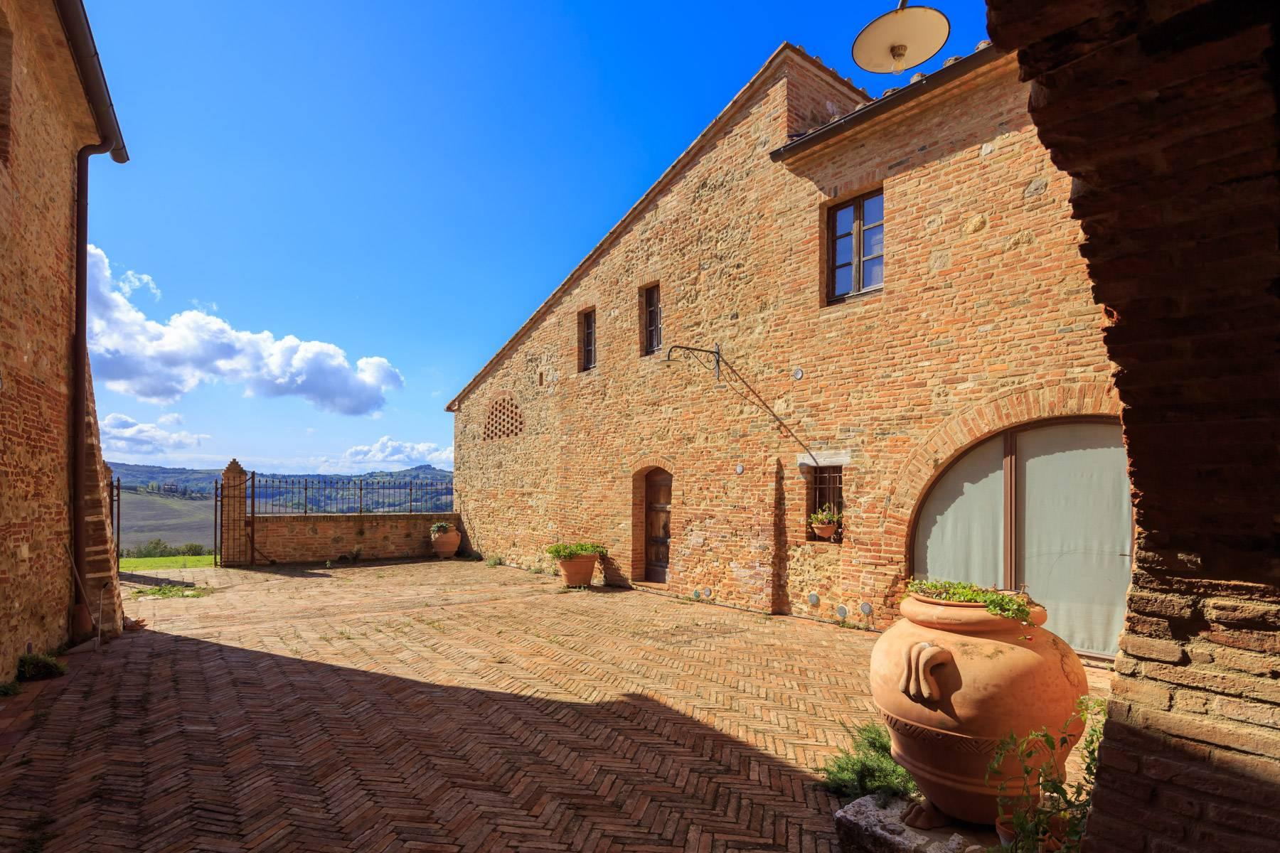 Wonderful tuscan countryhouse on the hills around Siena - 18