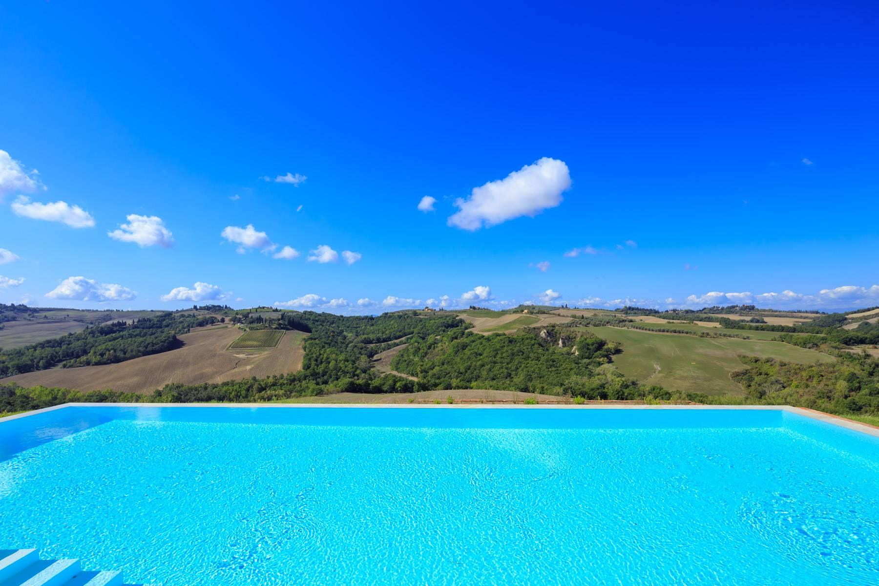 Wonderful tuscan countryhouse on the hills around Siena - 12