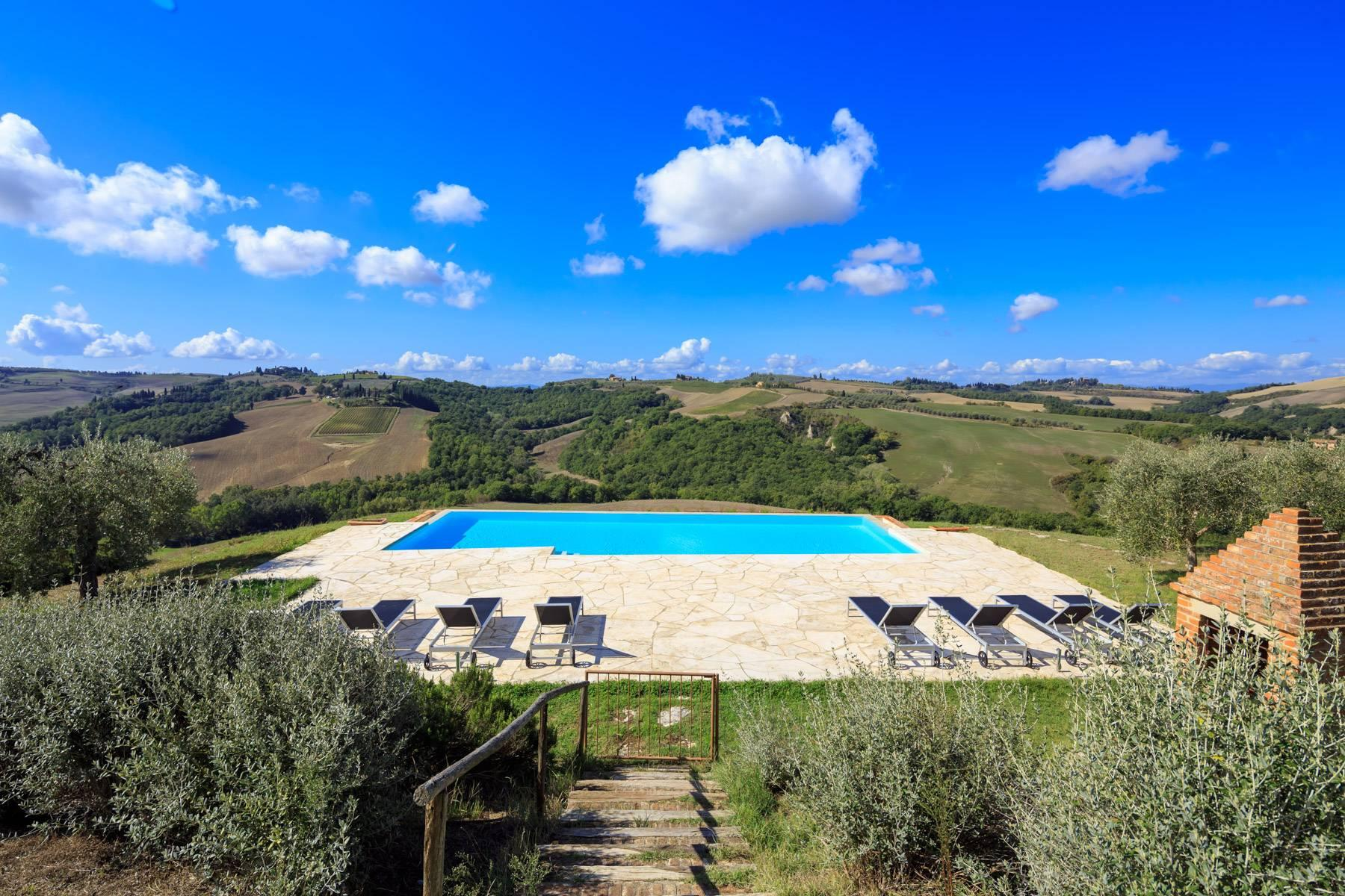 Wonderful tuscan countryhouse on the hills around Siena - 20