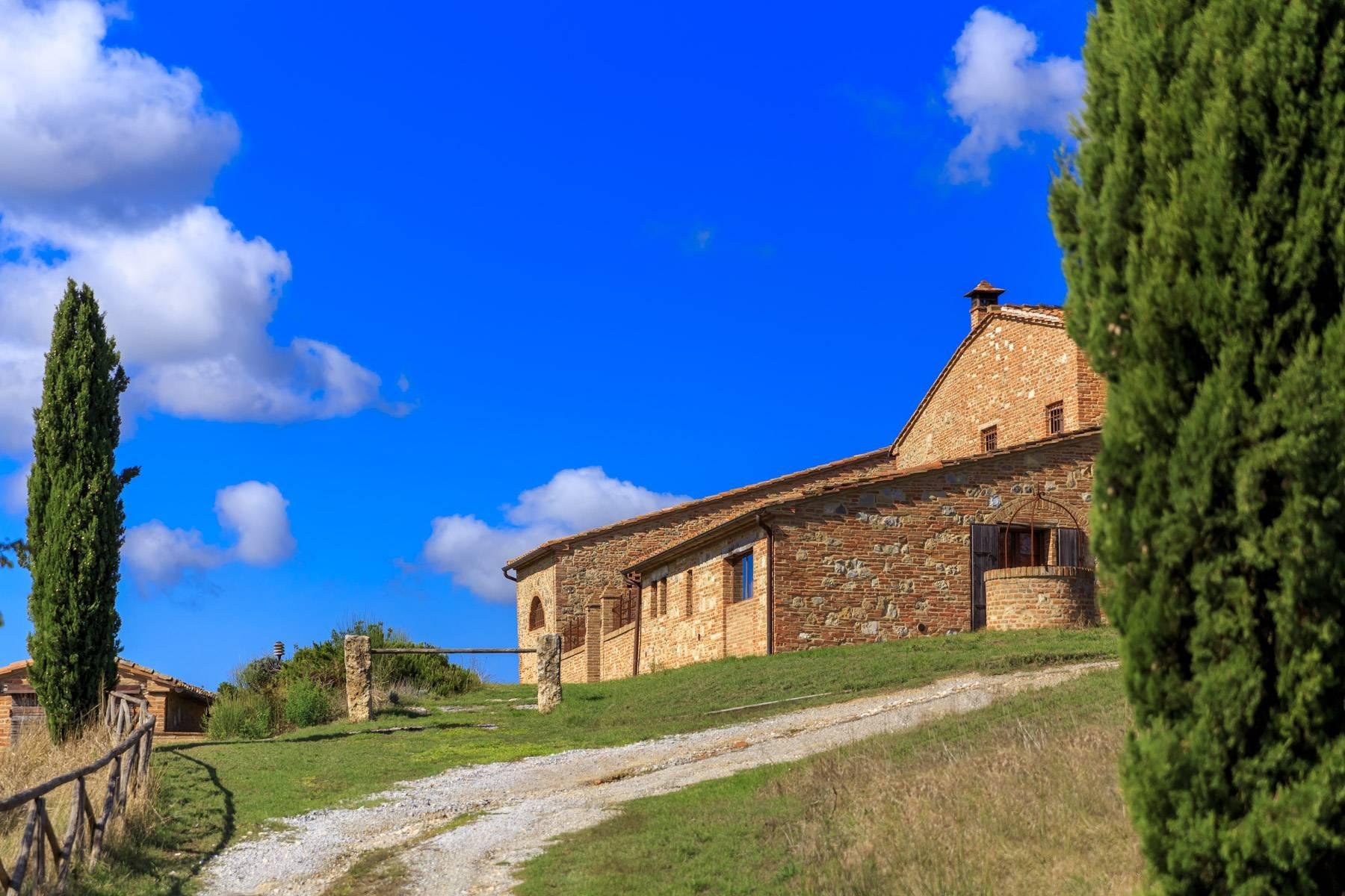 Wonderful tuscan countryhouse on the hills around Siena - 23