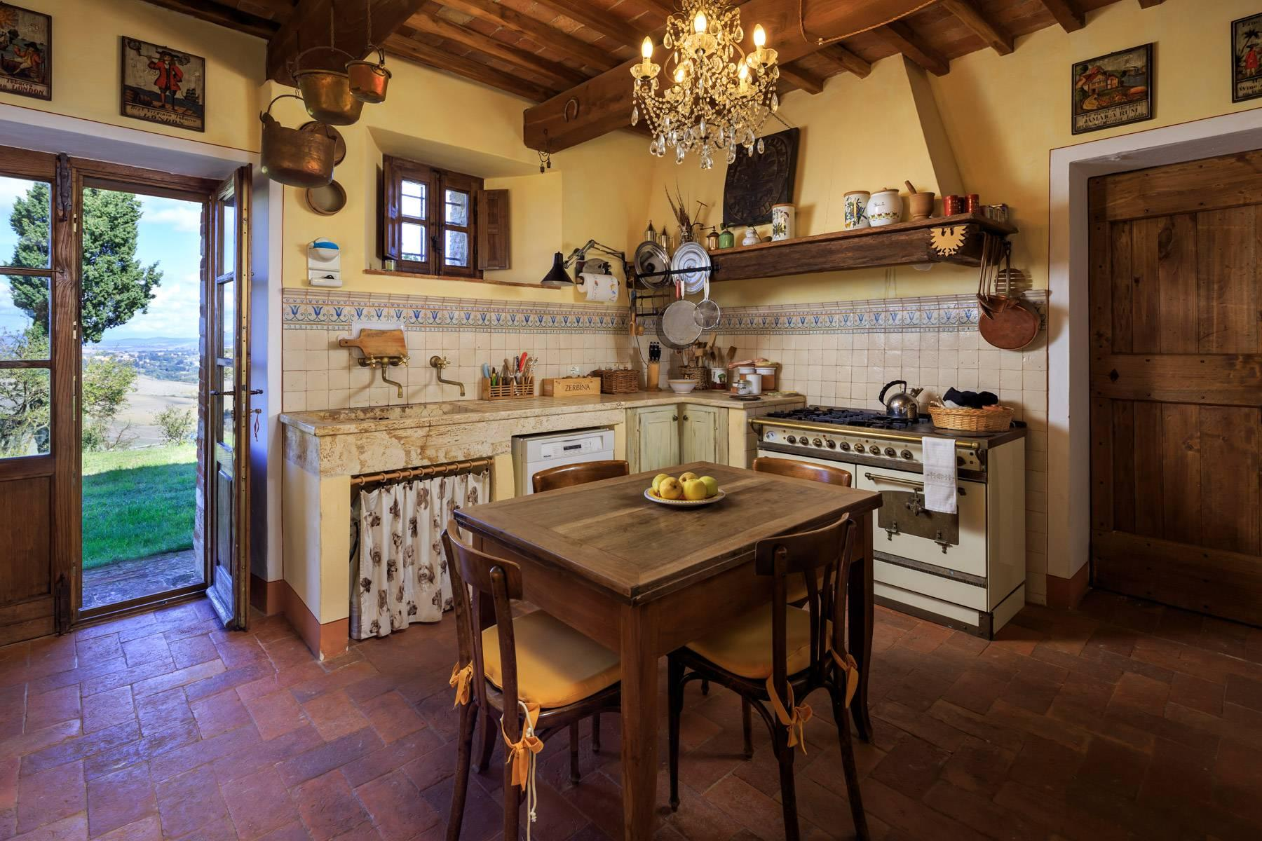 Wonderful tuscan countryhouse on the hills around Siena - 7
