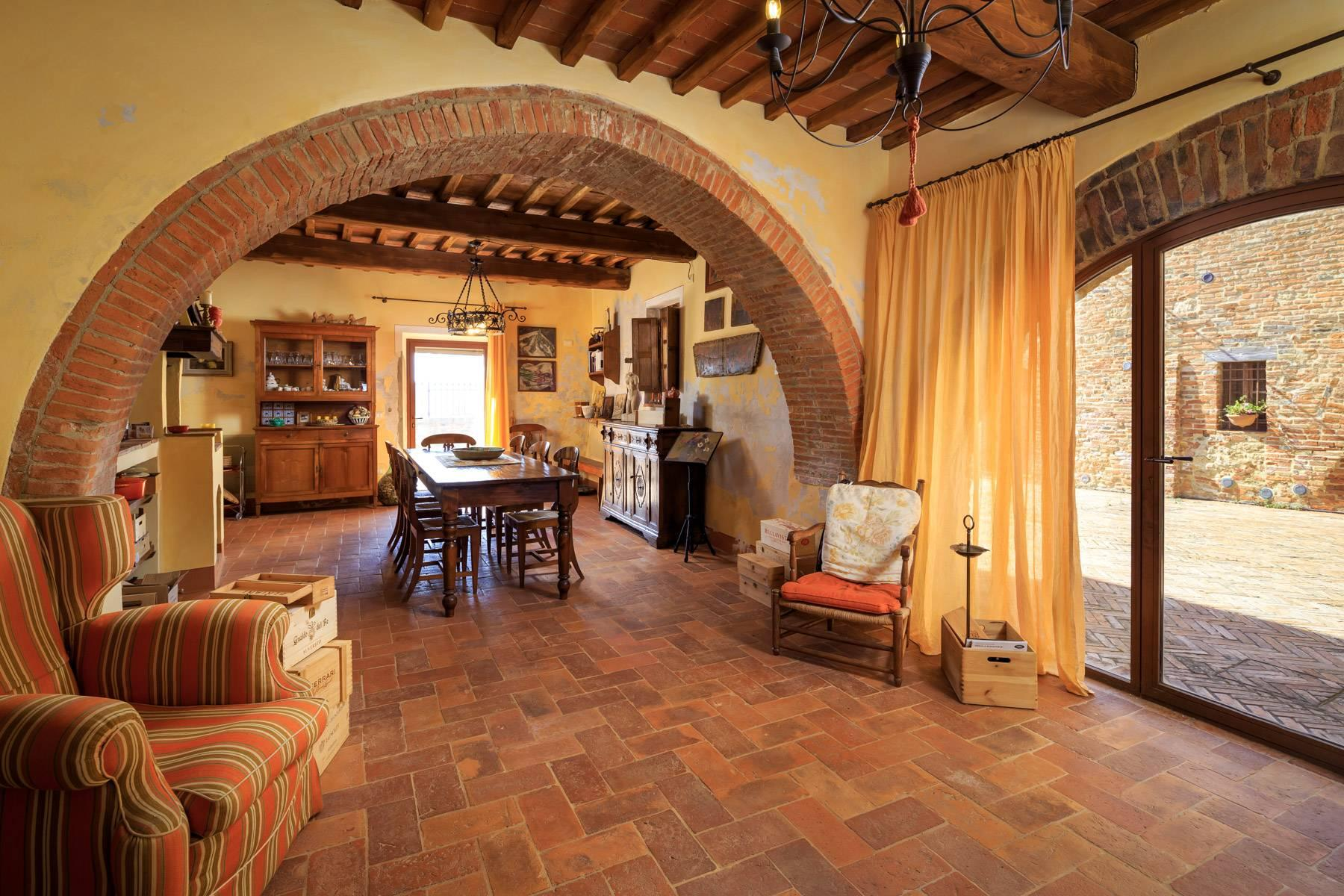 Wonderful tuscan countryhouse on the hills around Siena - 6