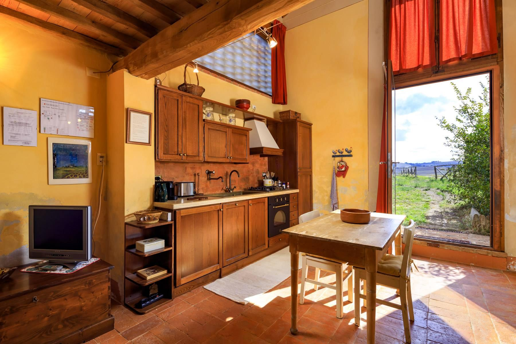 Wonderful tuscan countryhouse on the hills around Siena - 29