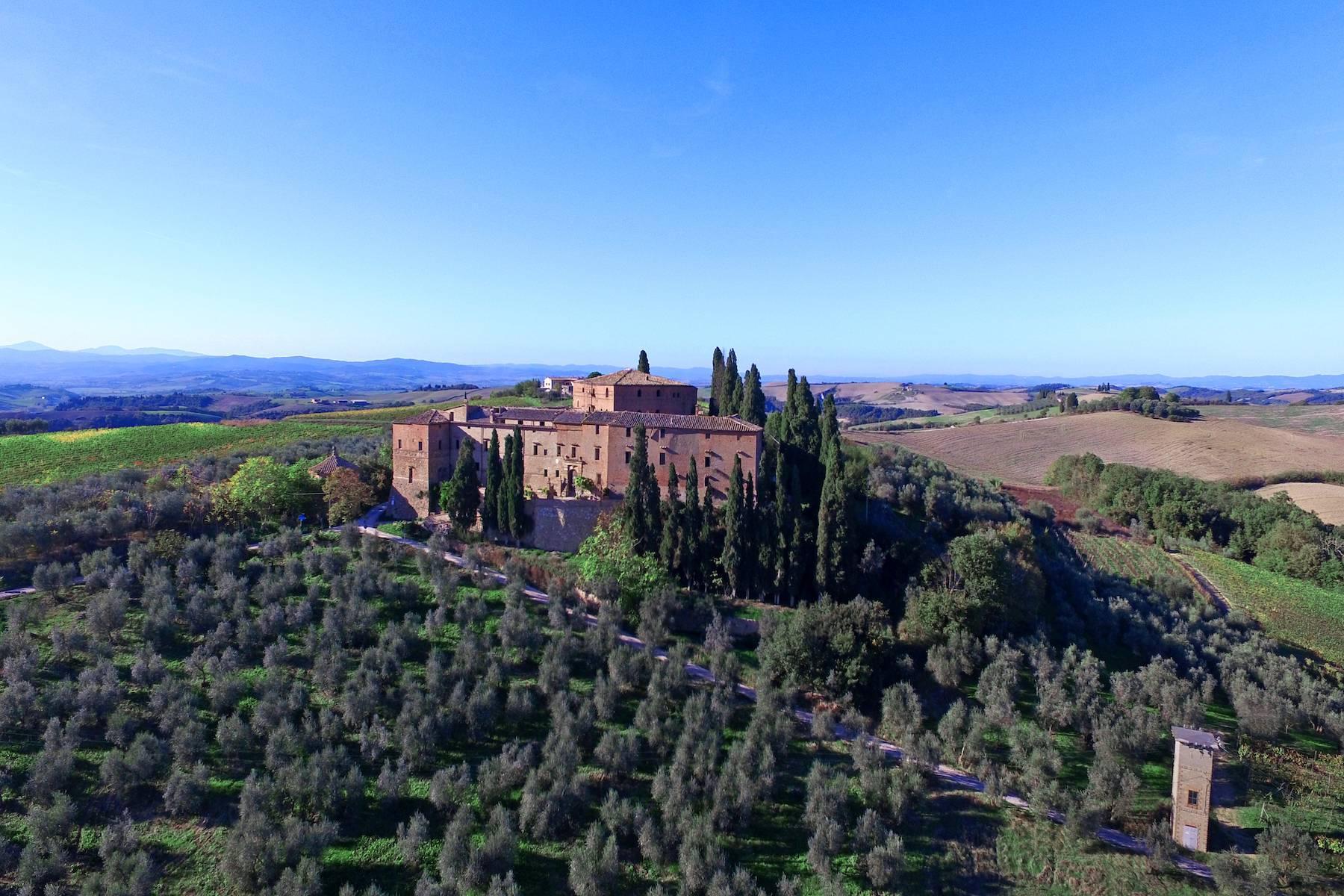 Wunderschönes Schloss im Herzen der Toskana - 2