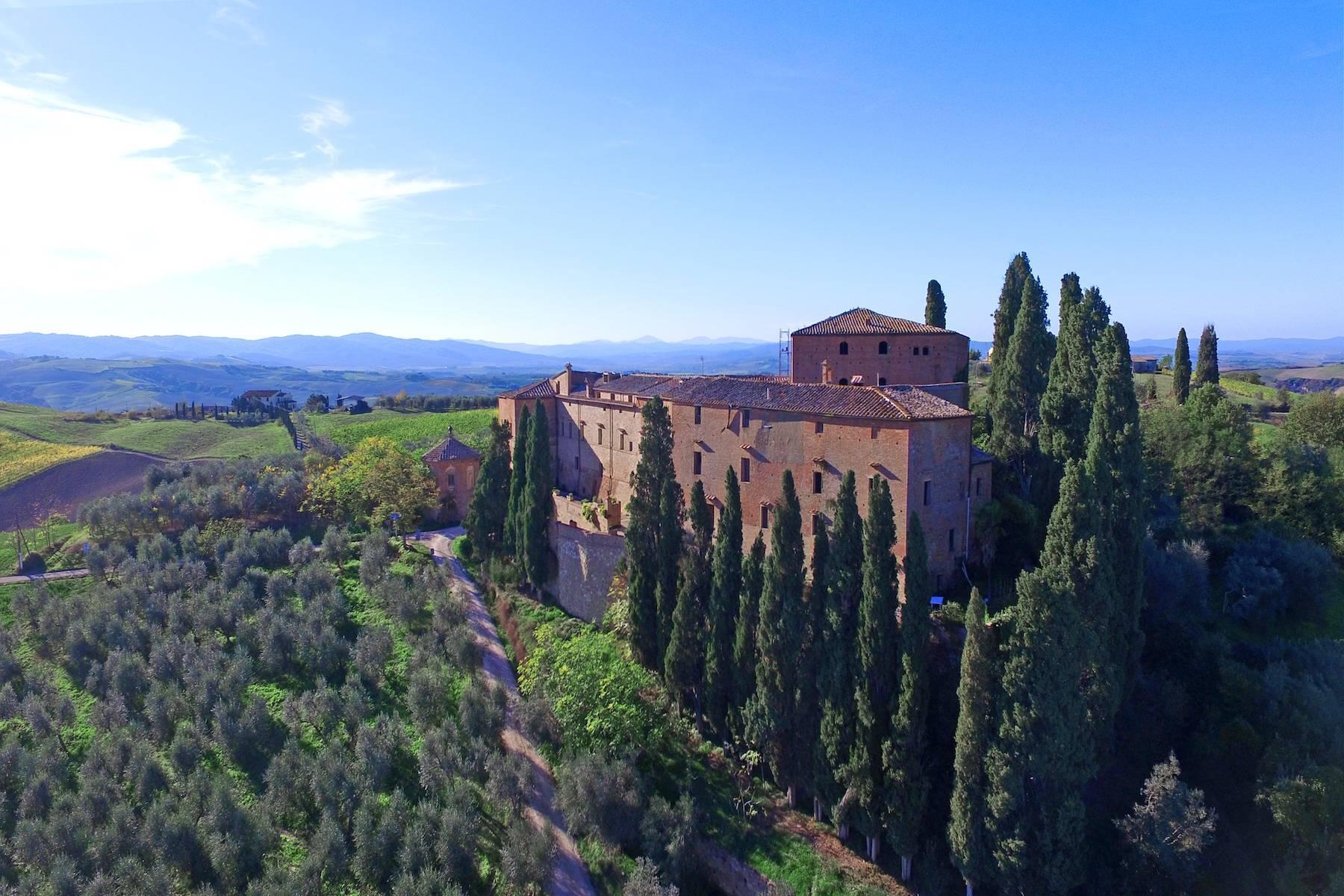 Wunderschönes Schloss im Herzen der Toskana - 1