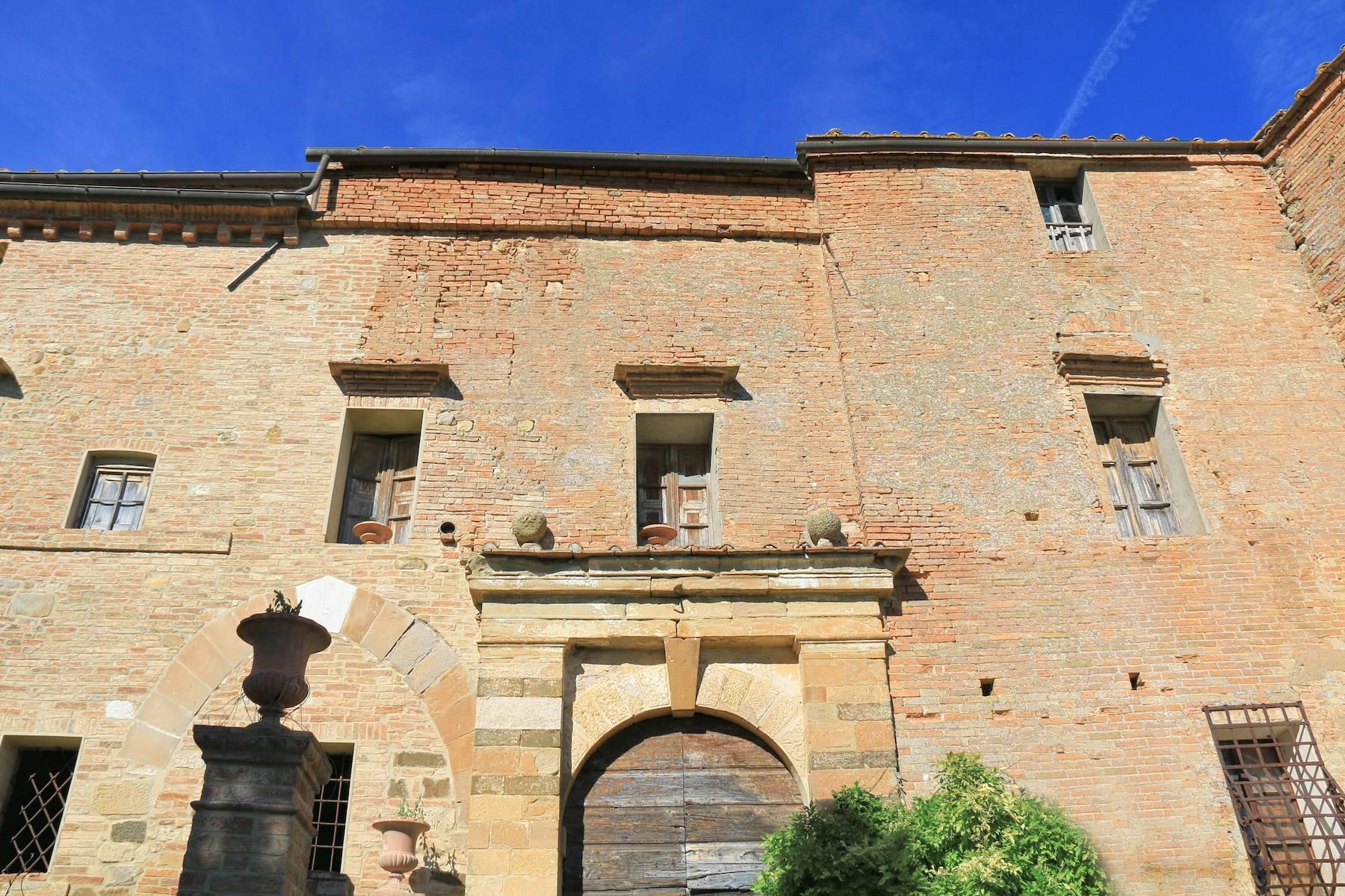 Wunderschönes Schloss im Herzen der Toskana - 5