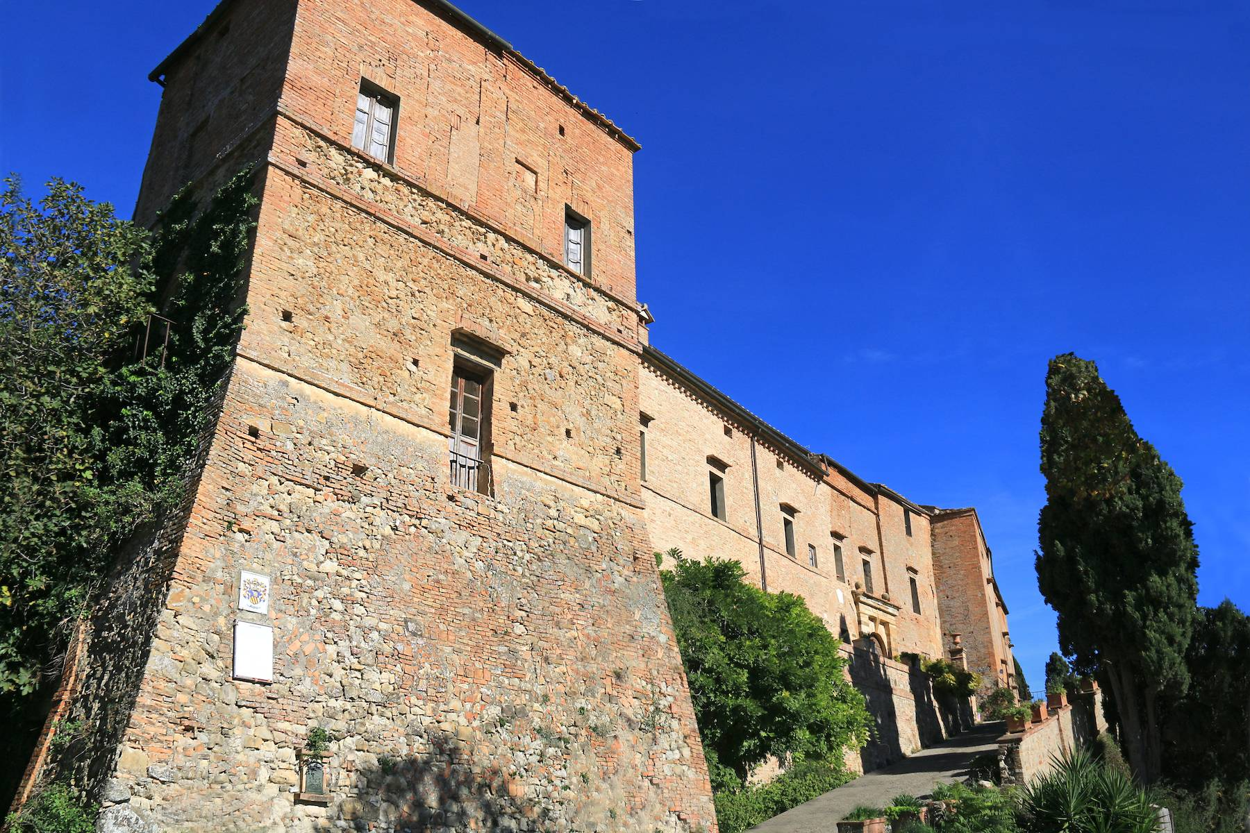 Wunderschönes Schloss im Herzen der Toskana - 6