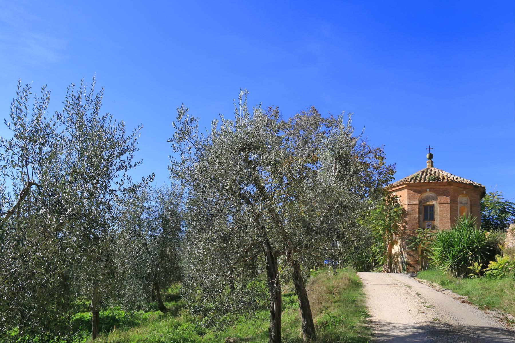 Wunderschönes Schloss im Herzen der Toskana - 8