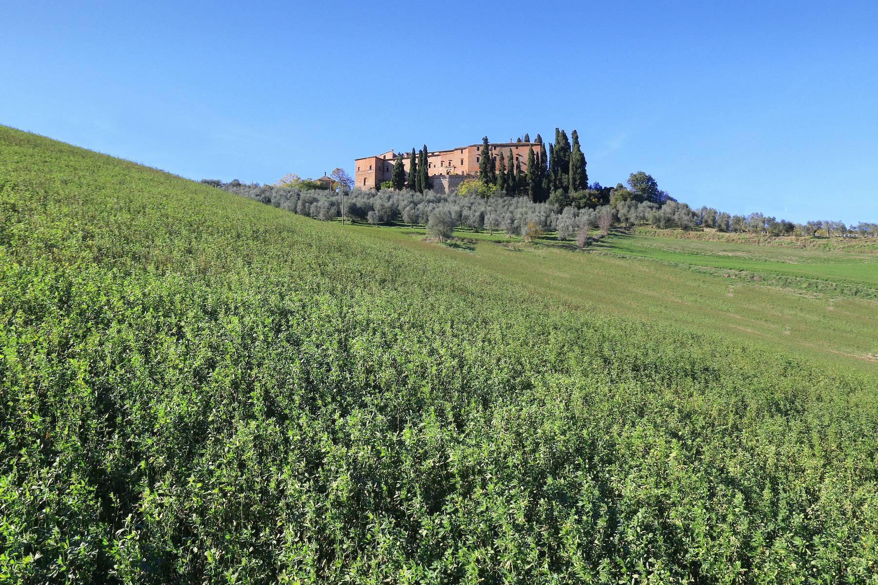 Wunderschönes Schloss im Herzen der Toskana - 3