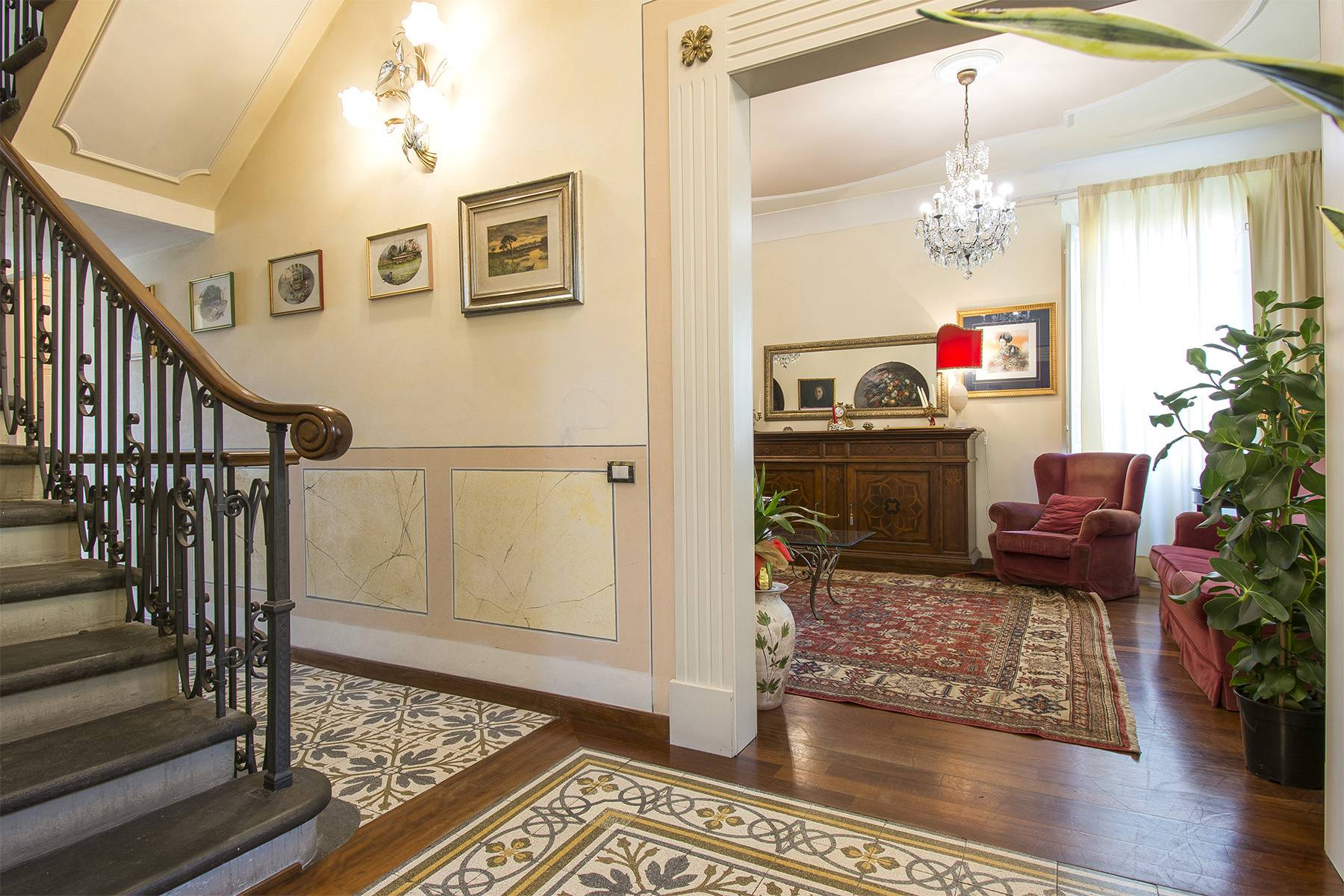 Art Nouveau Villa for sale in Lucca - 3