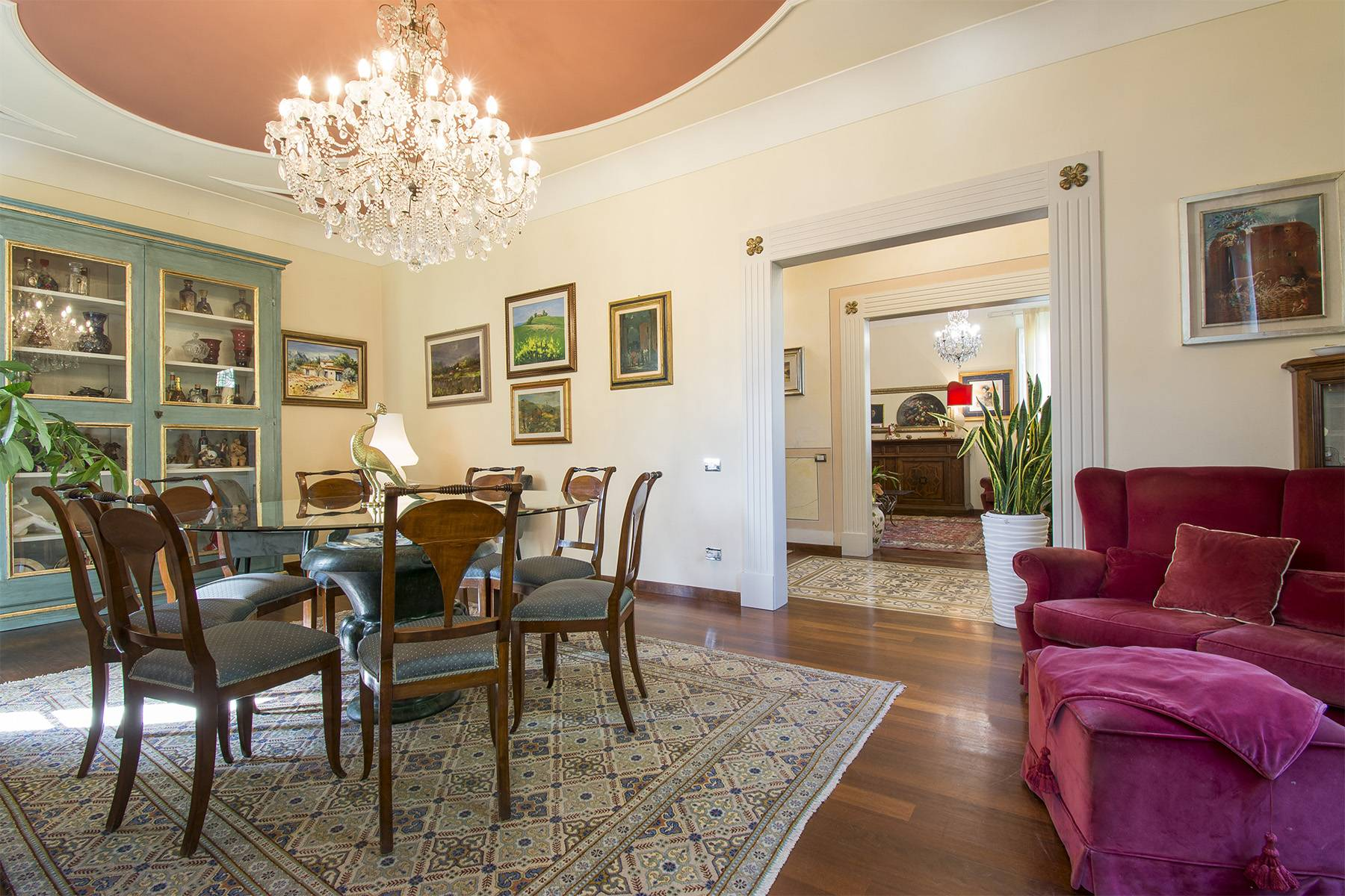 Art Nouveau Villa for sale in Lucca - 8