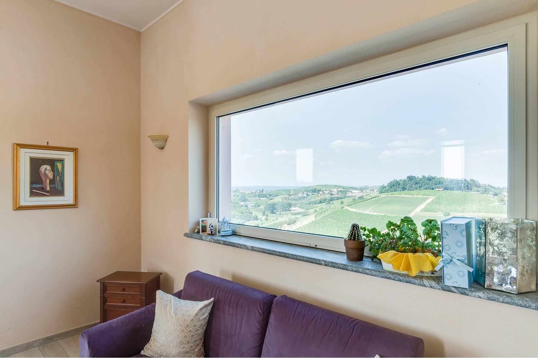 Moderne Villa im Herzen des Roero Gebiets - 2