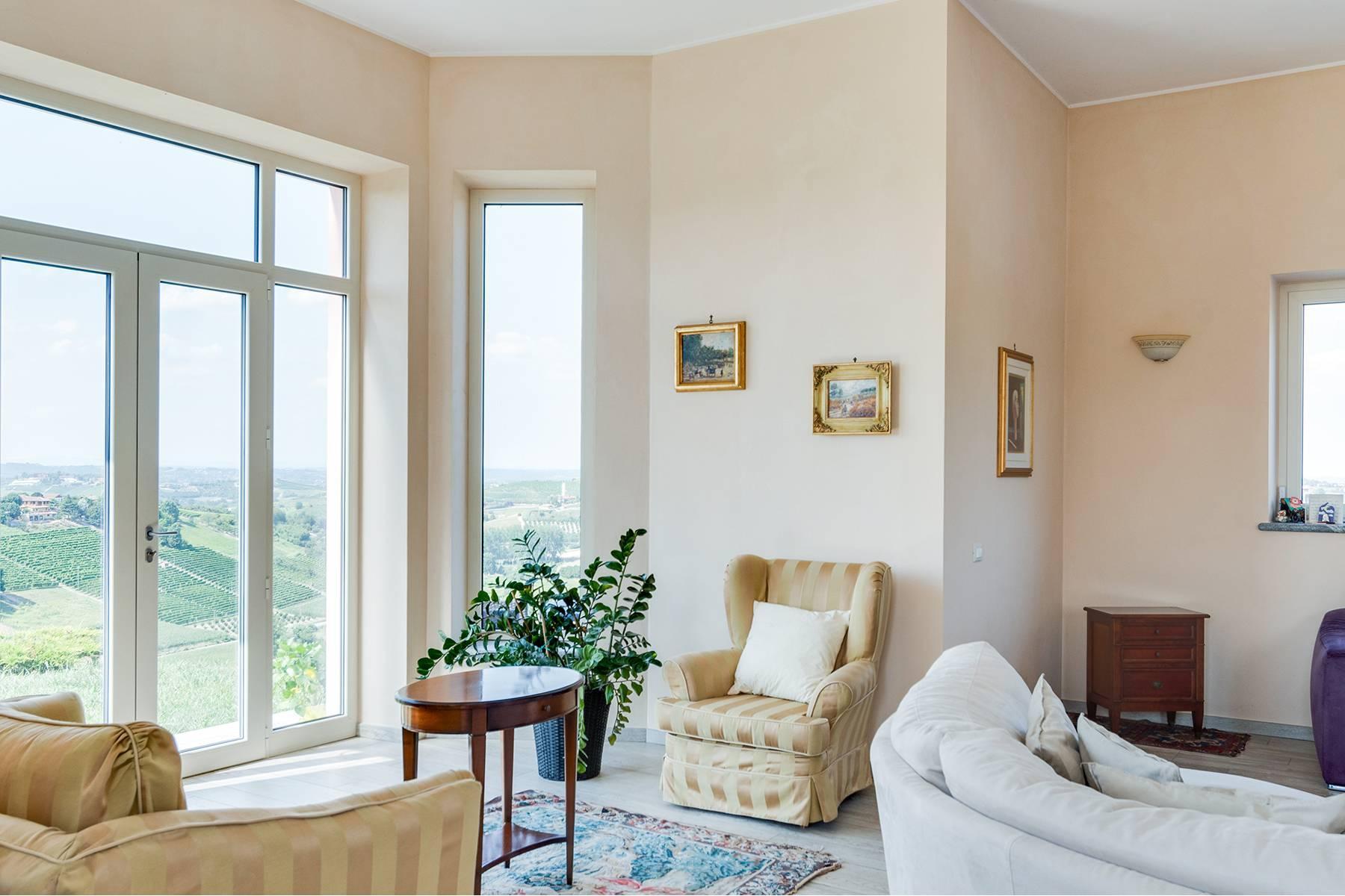 Moderne Villa im Herzen des Roero Gebiets - 14