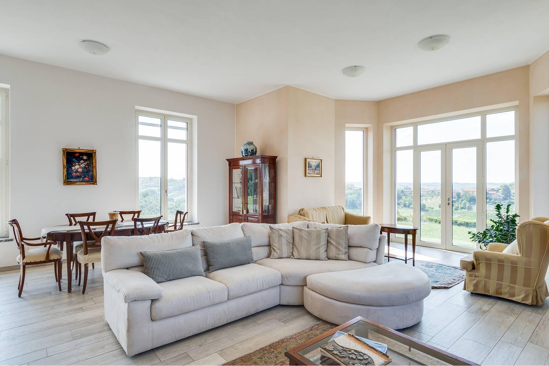 Moderne Villa im Herzen des Roero Gebiets - 4