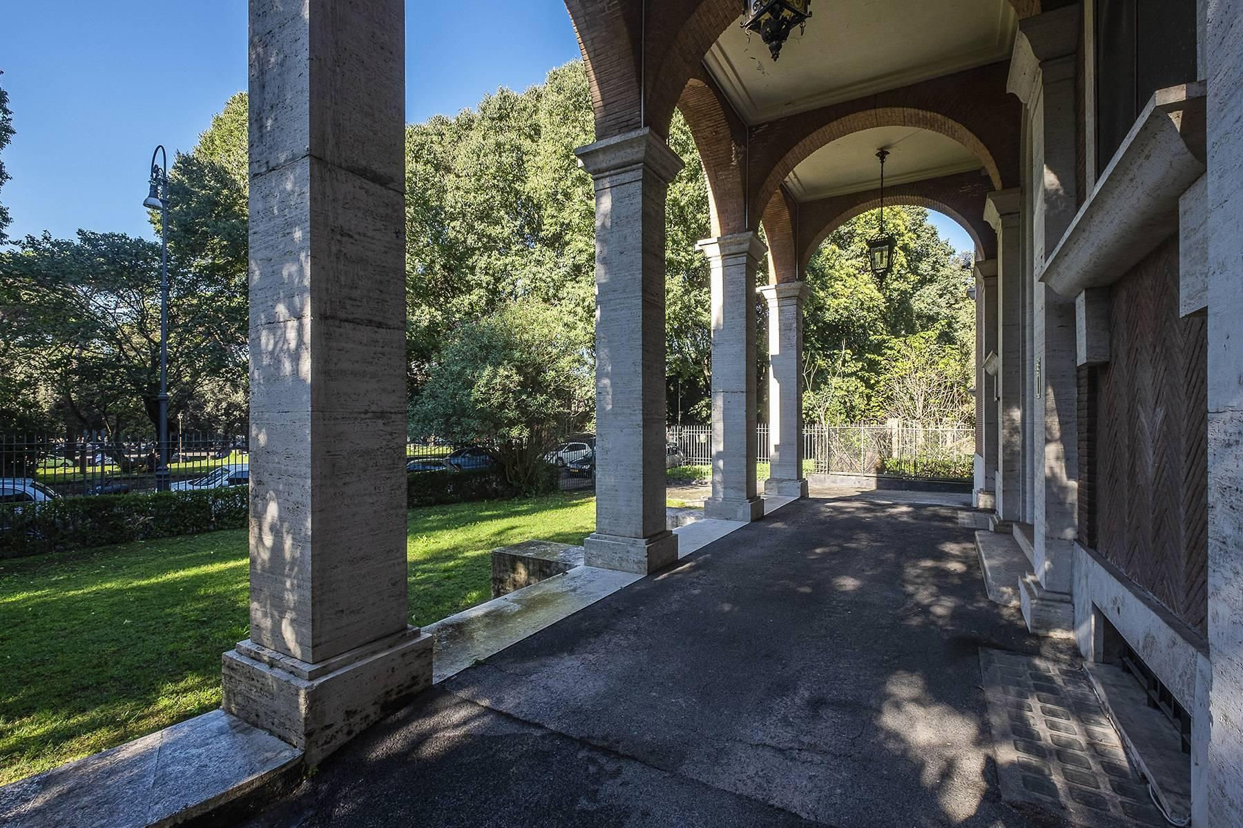 Elegant classical  Villa in the heart of Rome's archaeological ruins - 39