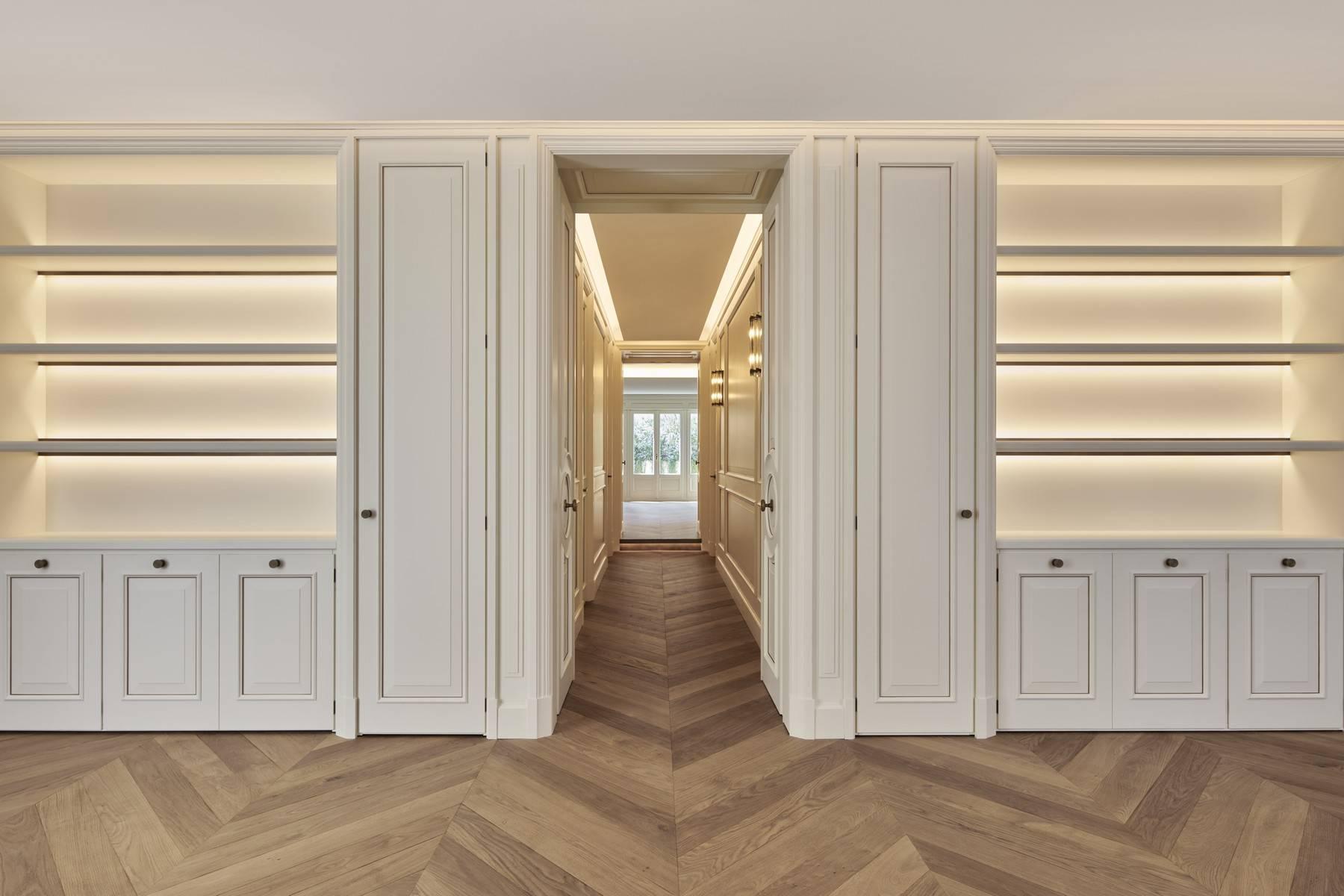 Penthouse spectaculaire dans le Quartier de la Mode à Milan - 5