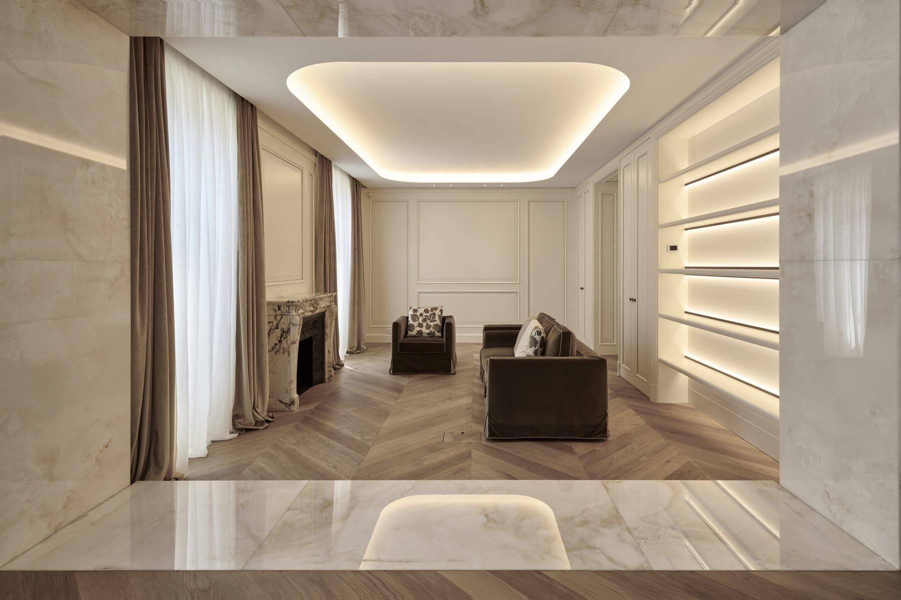 Spektakuläre Penthouse im Quadrilatero della Moda Stadtteil - 8