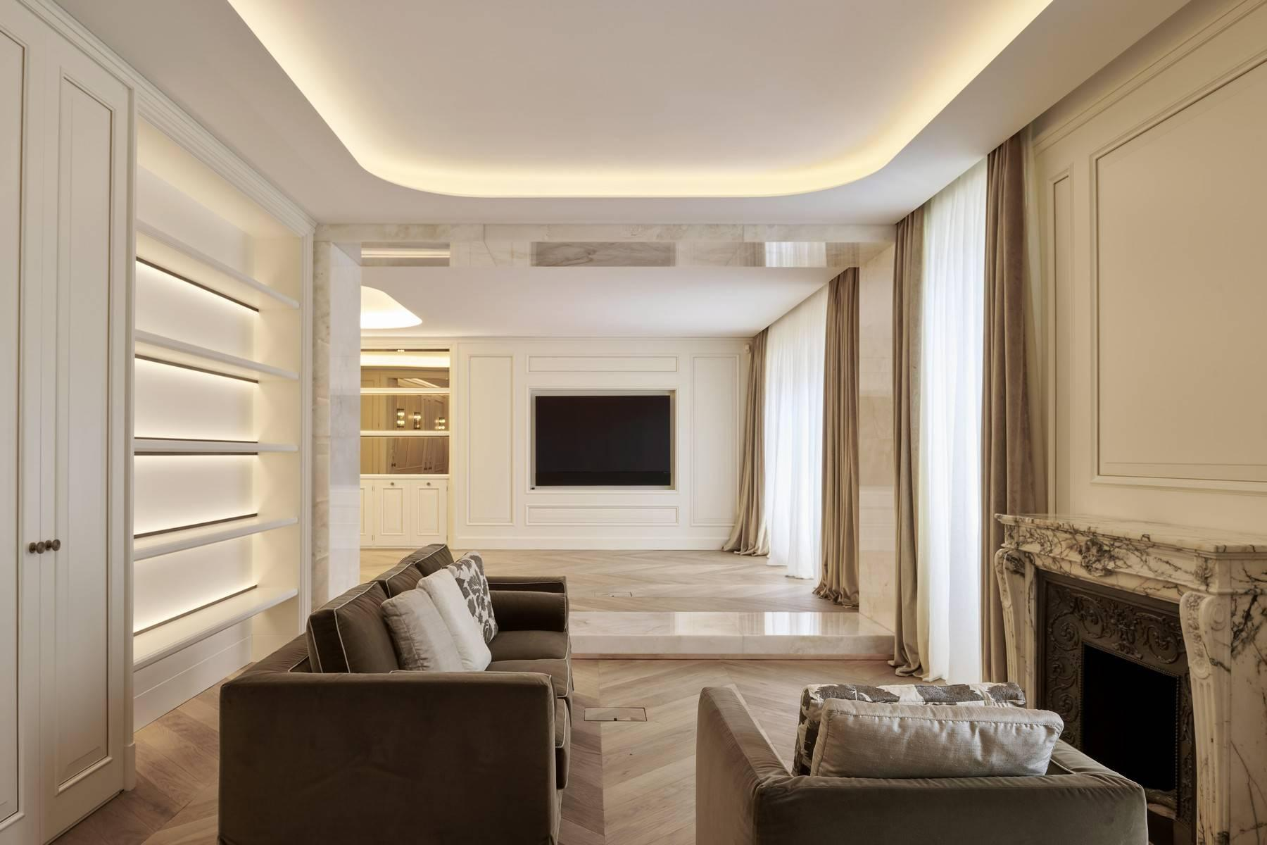 Penthouse spectaculaire dans le Quartier de la Mode à Milan - 1