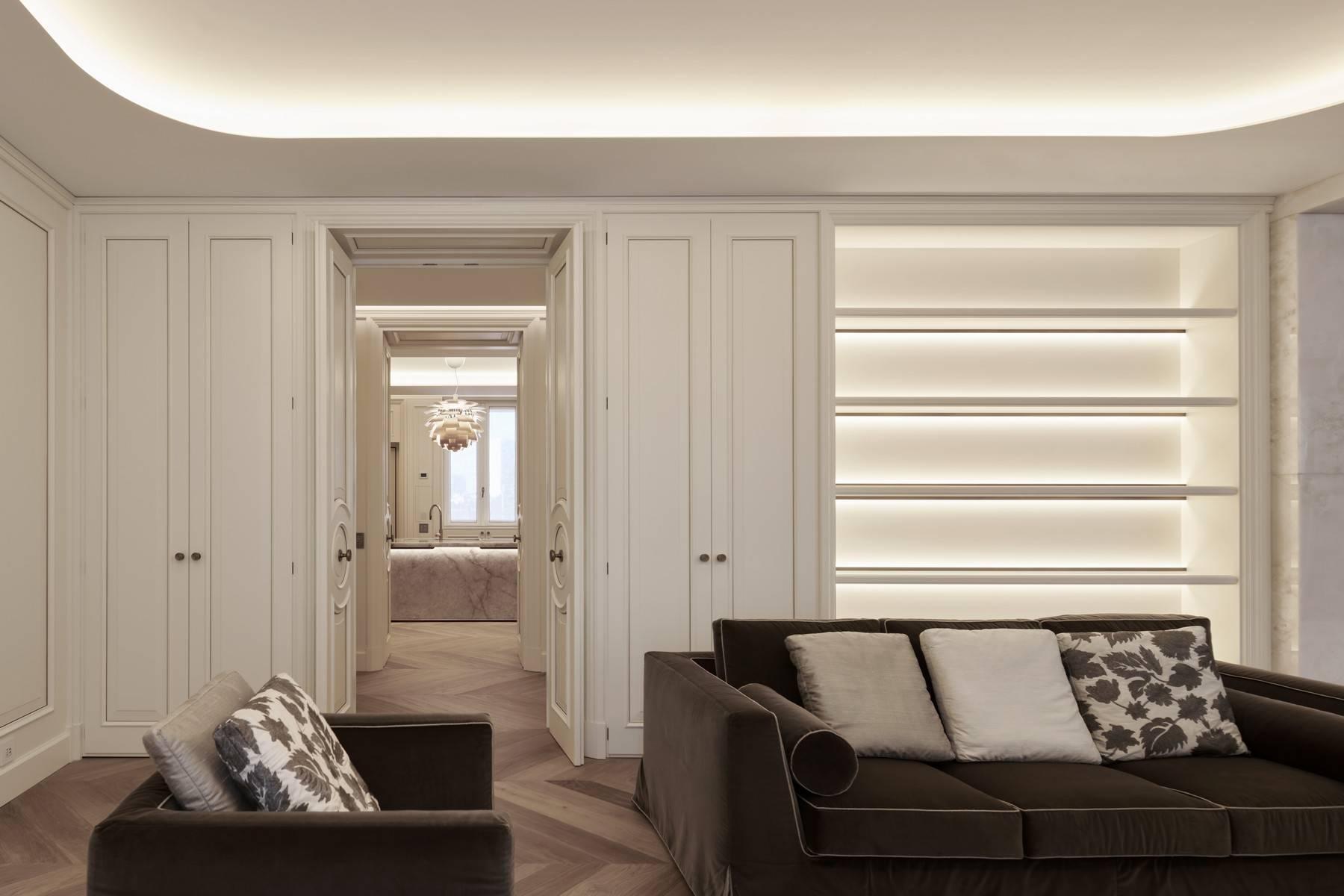 Penthouse spectaculaire dans le Quartier de la Mode à Milan - 4