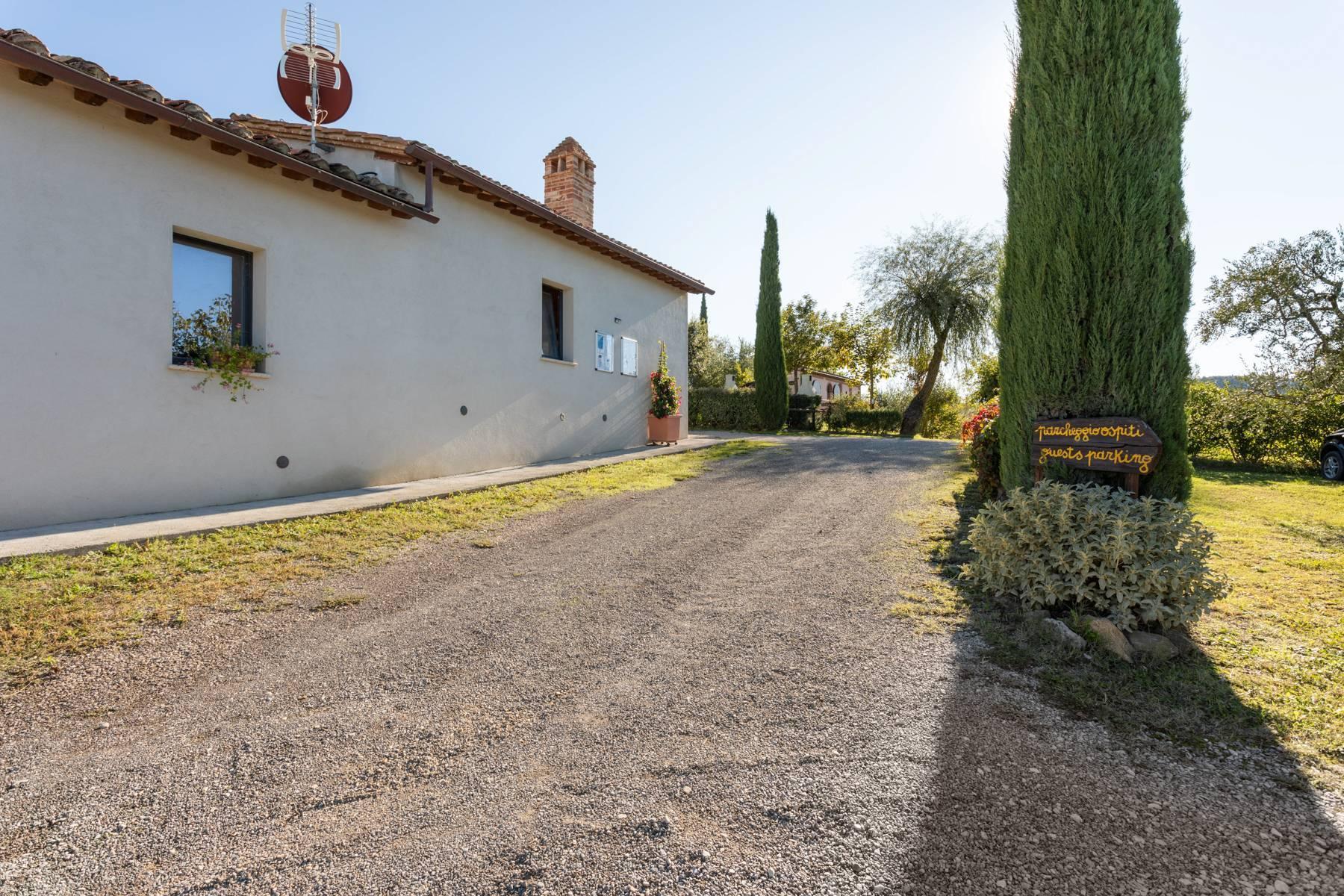 Casale con agriturismo e vigneto a pochi passi da Montepulciano - 27