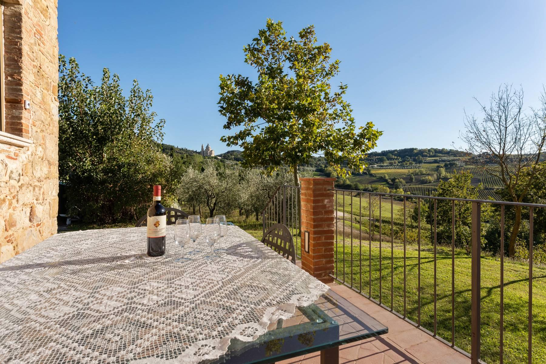 Beautiful country house with agriturismo and vineyard walking distance from Montepulciano - 6