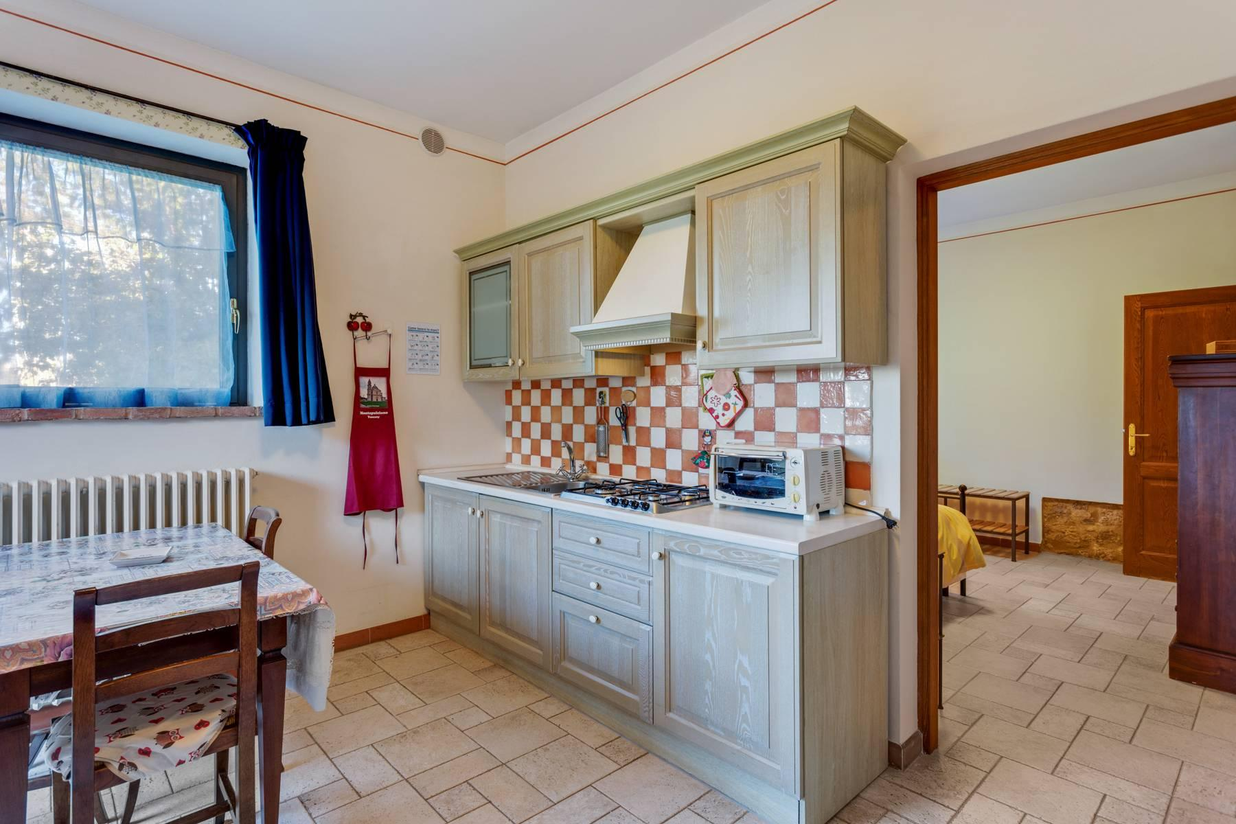 Beautiful country house with agriturismo and vineyard walking distance from Montepulciano - 20