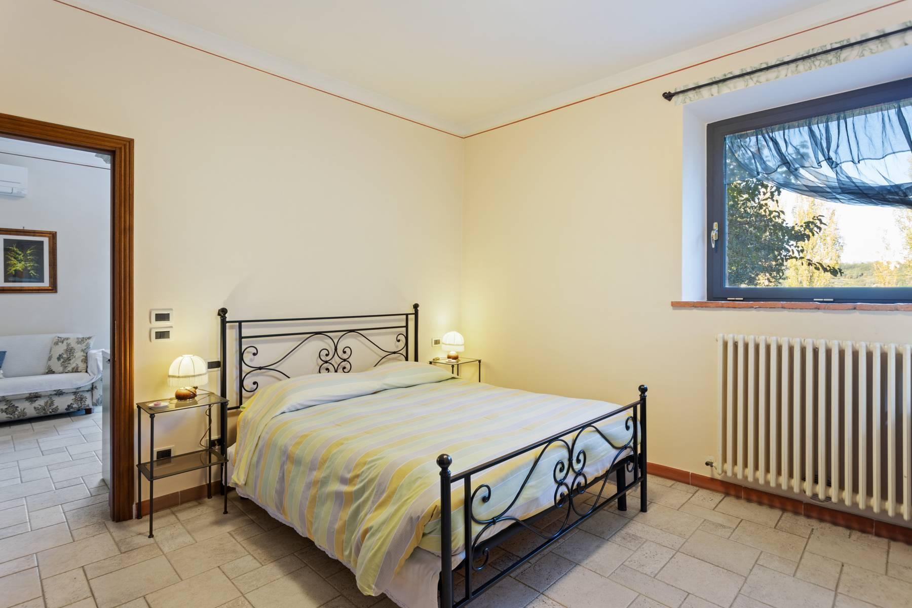 Casale con agriturismo e vigneto a pochi passi da Montepulciano - 21