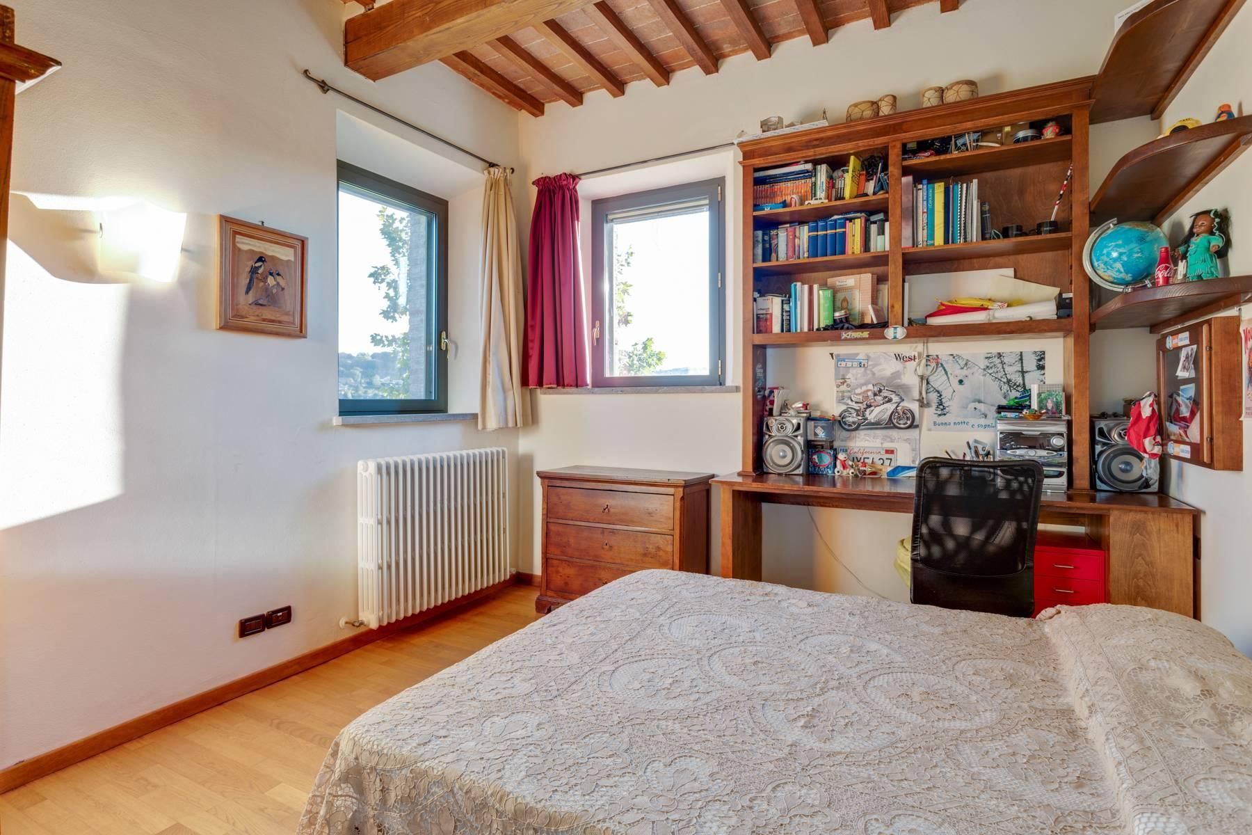 Casale con agriturismo e vigneto a pochi passi da Montepulciano - 16