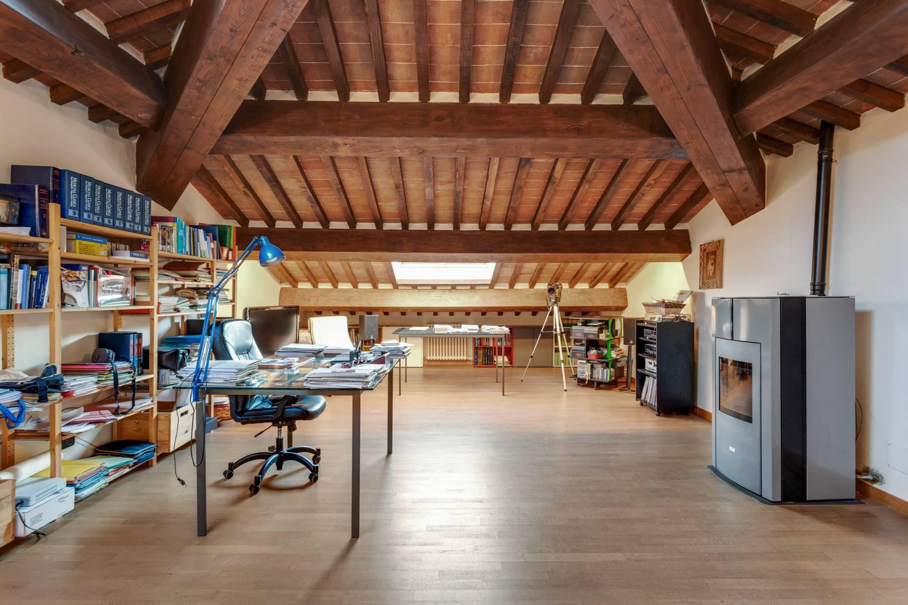 Casale con agriturismo e vigneto a pochi passi da Montepulciano - 18