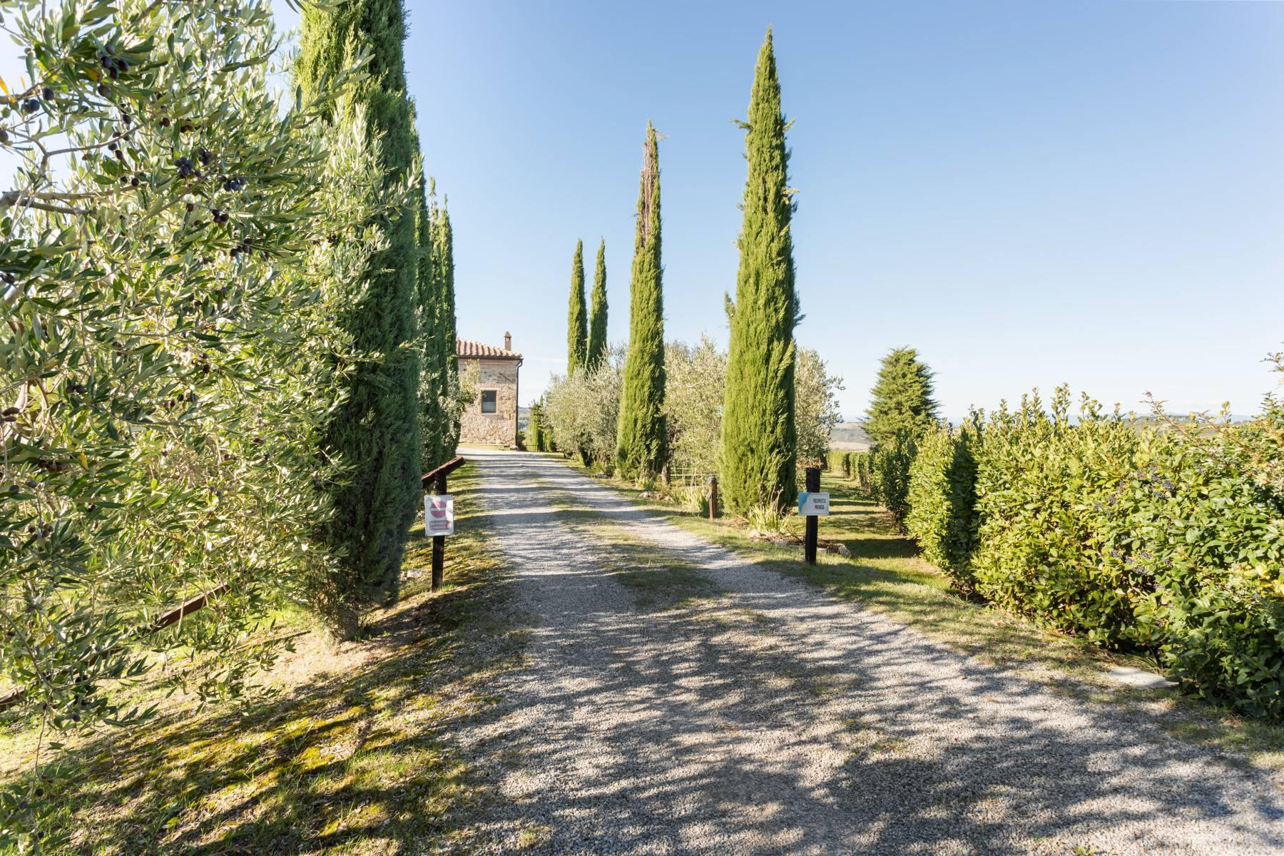 Beautiful country house with agriturismo and vineyard walking distance from Montepulciano - 7