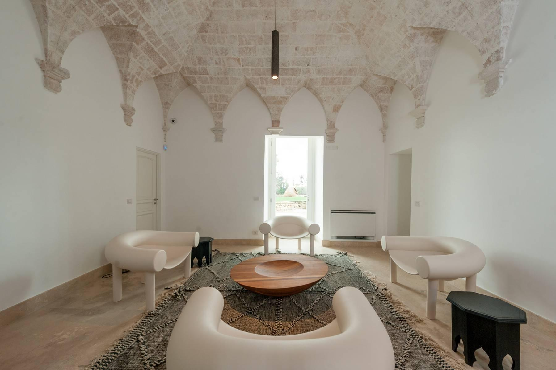 Beautiful Masseria with prestigious furnishings and design details - 5