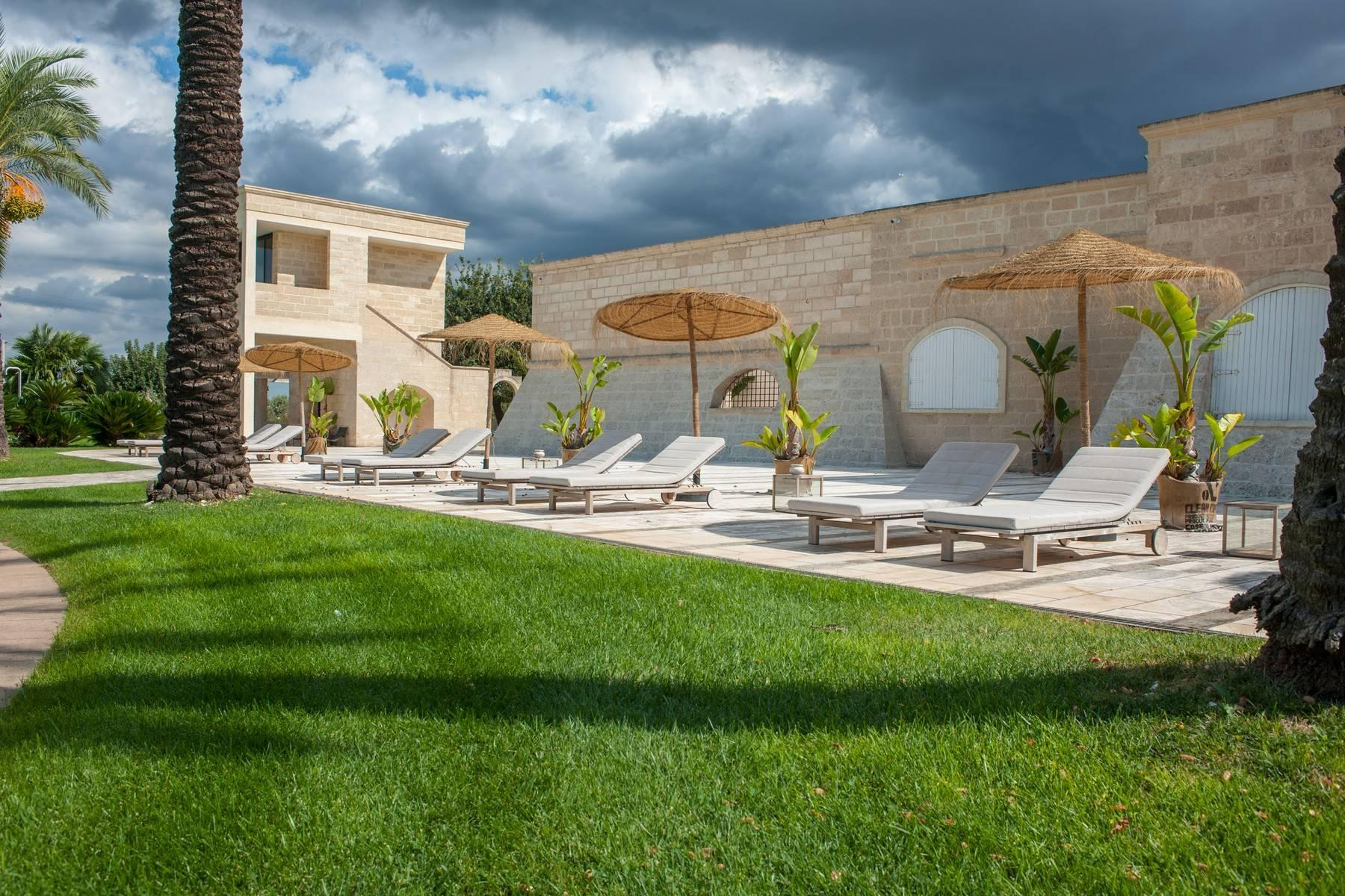Beautiful Masseria with prestigious furnishings and design details - 8