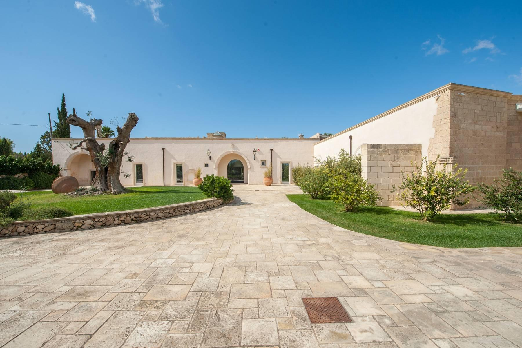 Beautiful Masseria with prestigious furnishings and design details - 26